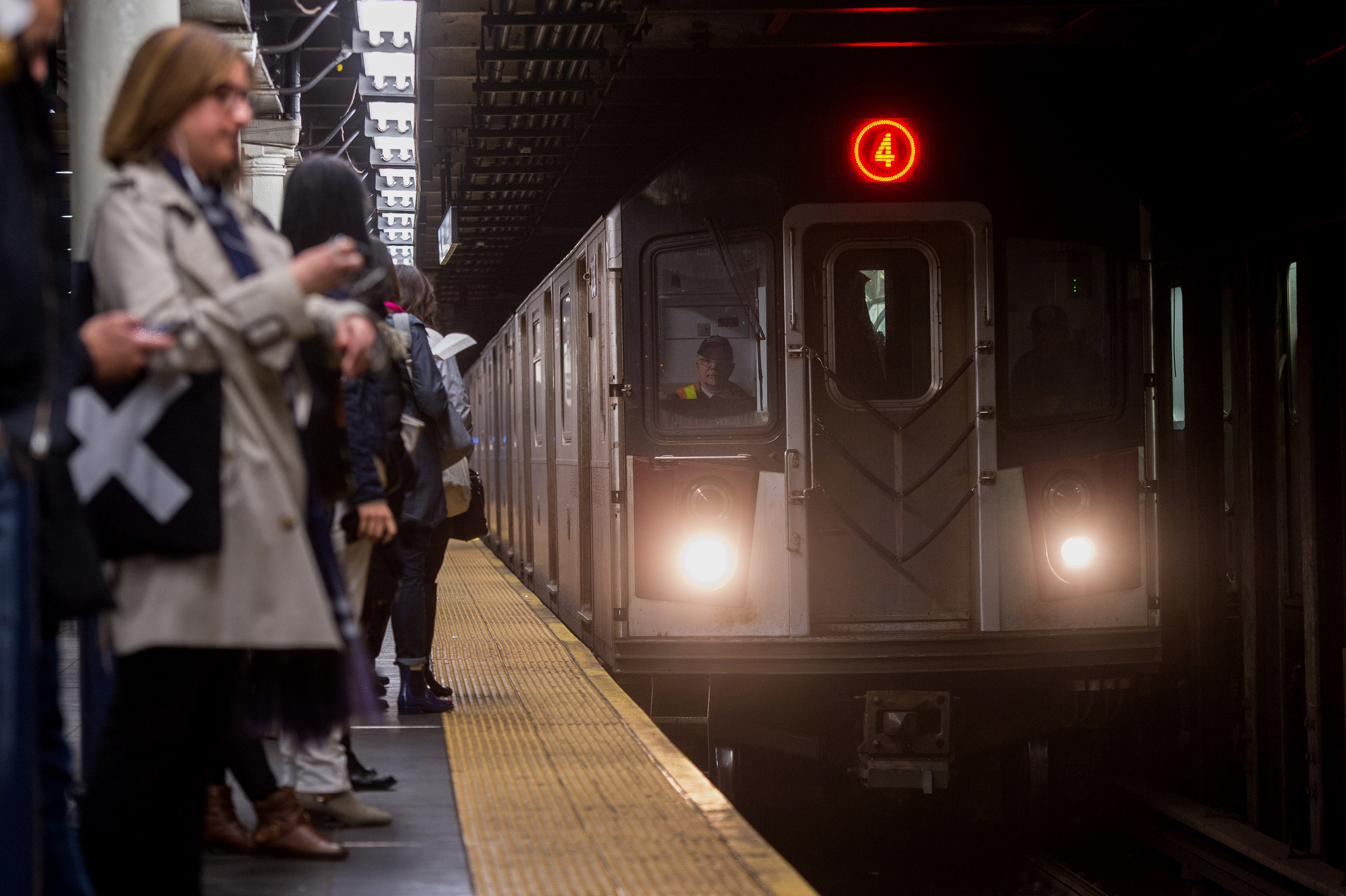 Inside The New York City Subway System As MTA Increases Fares