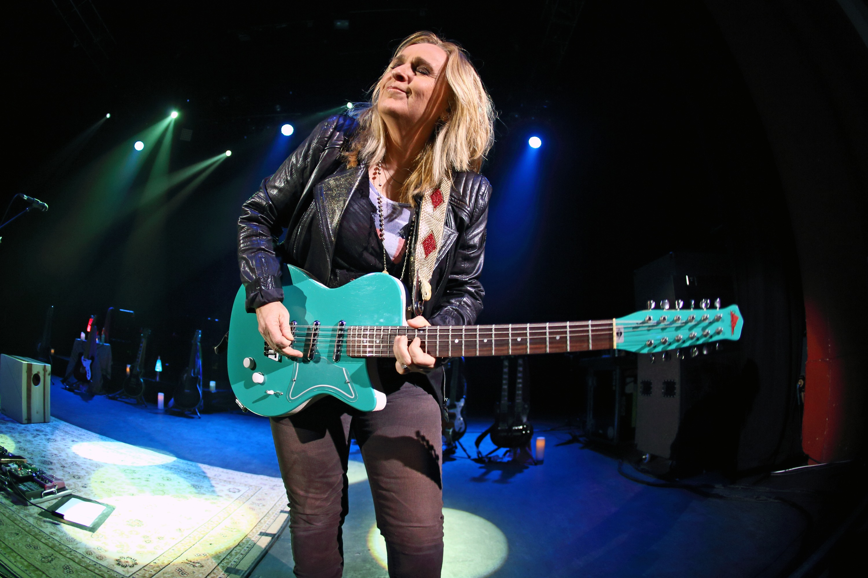 Melissa Etheridge Performs At O2 Shepherds Bush Empire In London