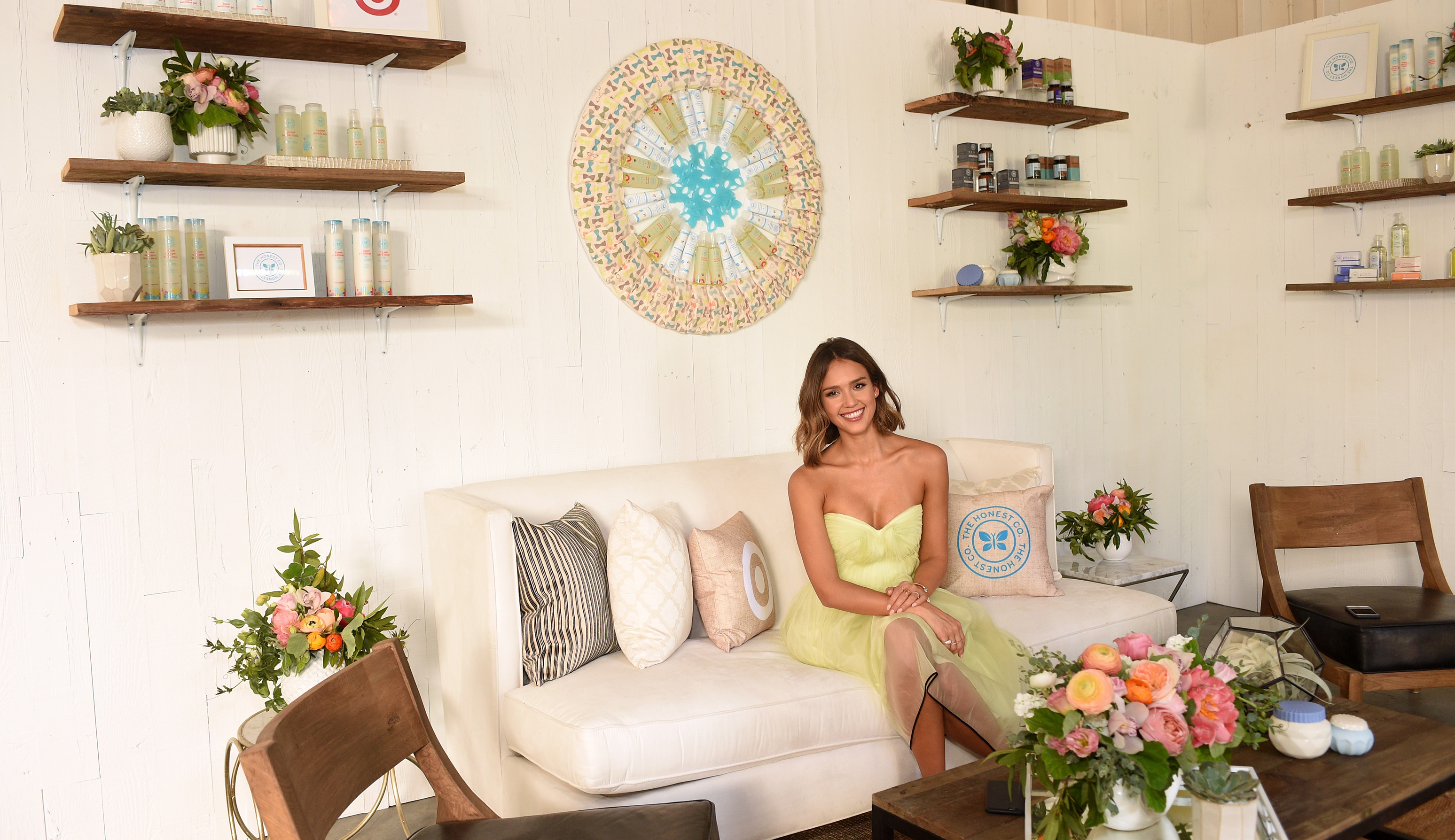 The Honest Company At Target One-Year Anniversary