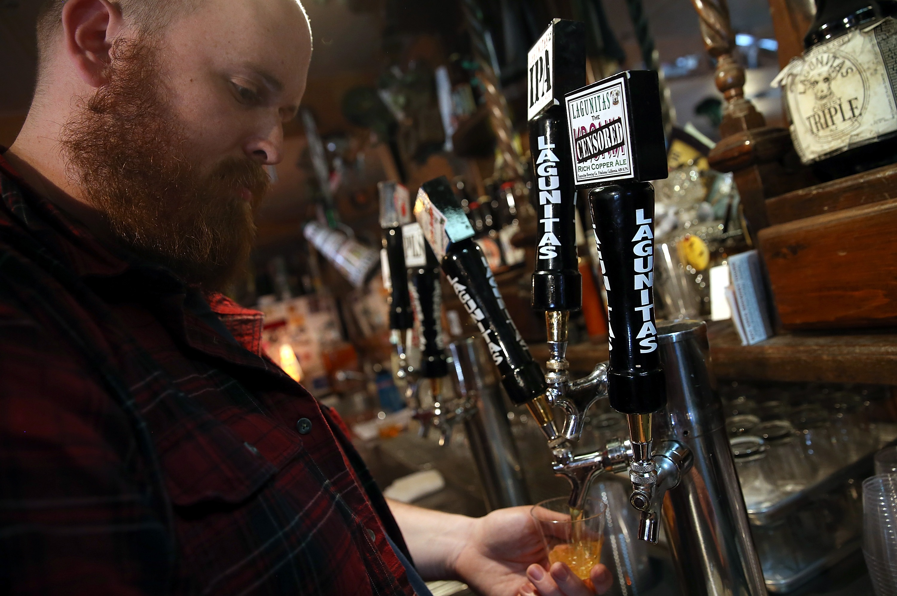 California Breweries Worry That Drought Will Affect Beer Quality