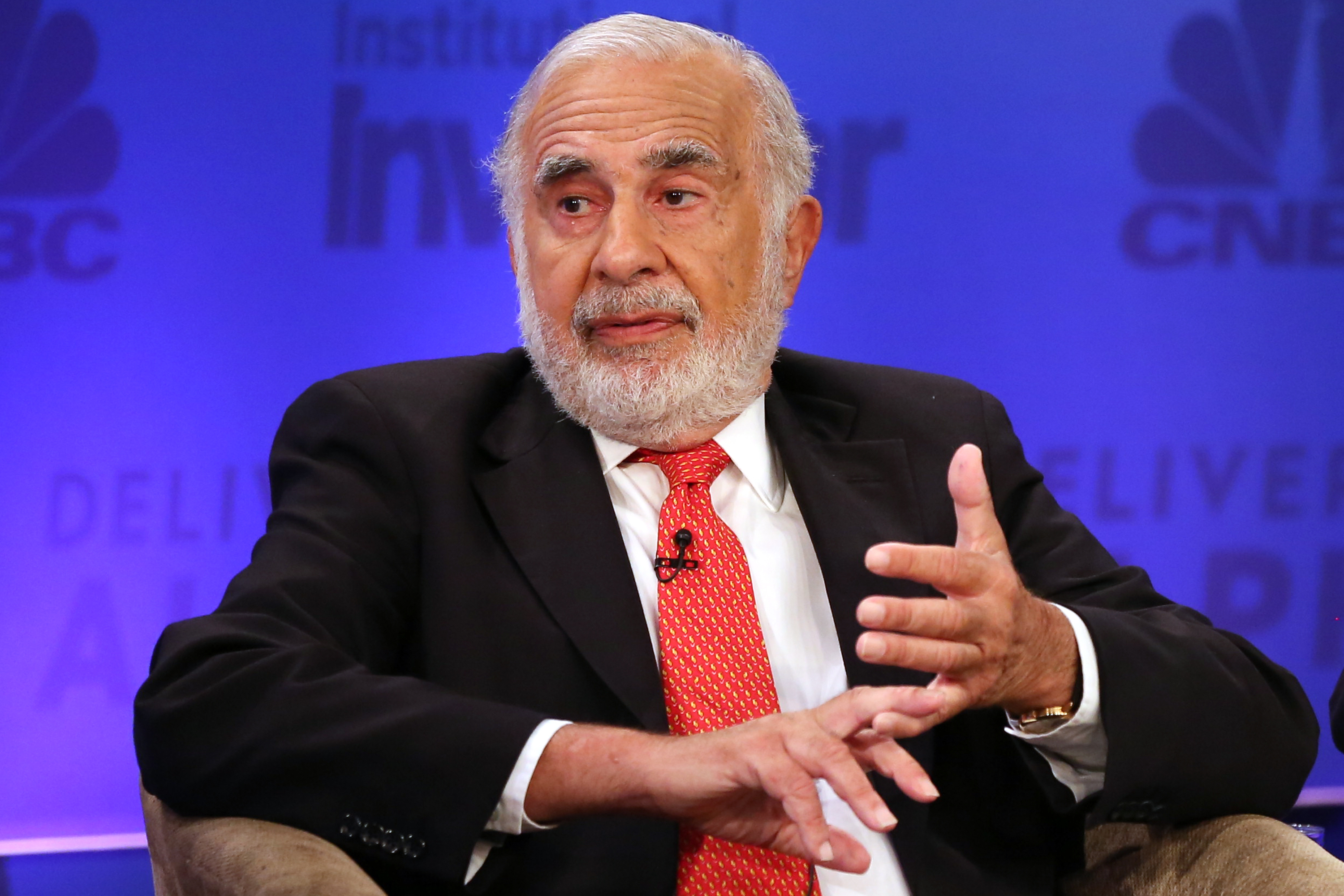 Carl Icahn: Buy More Apple, Hold Onto Cash | Fortune