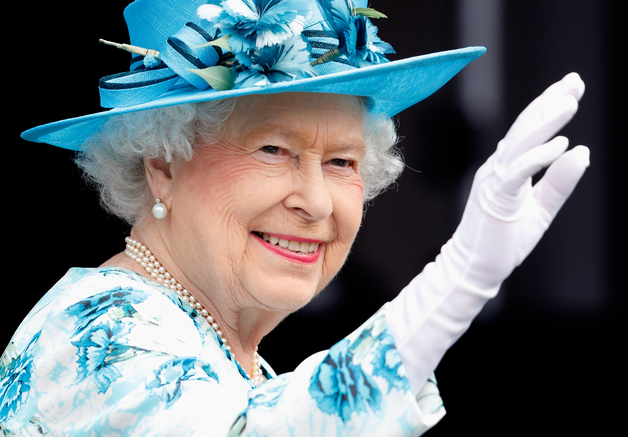 Queen Elizabeth II, the longest reigning sovereign in the United Kingdom.