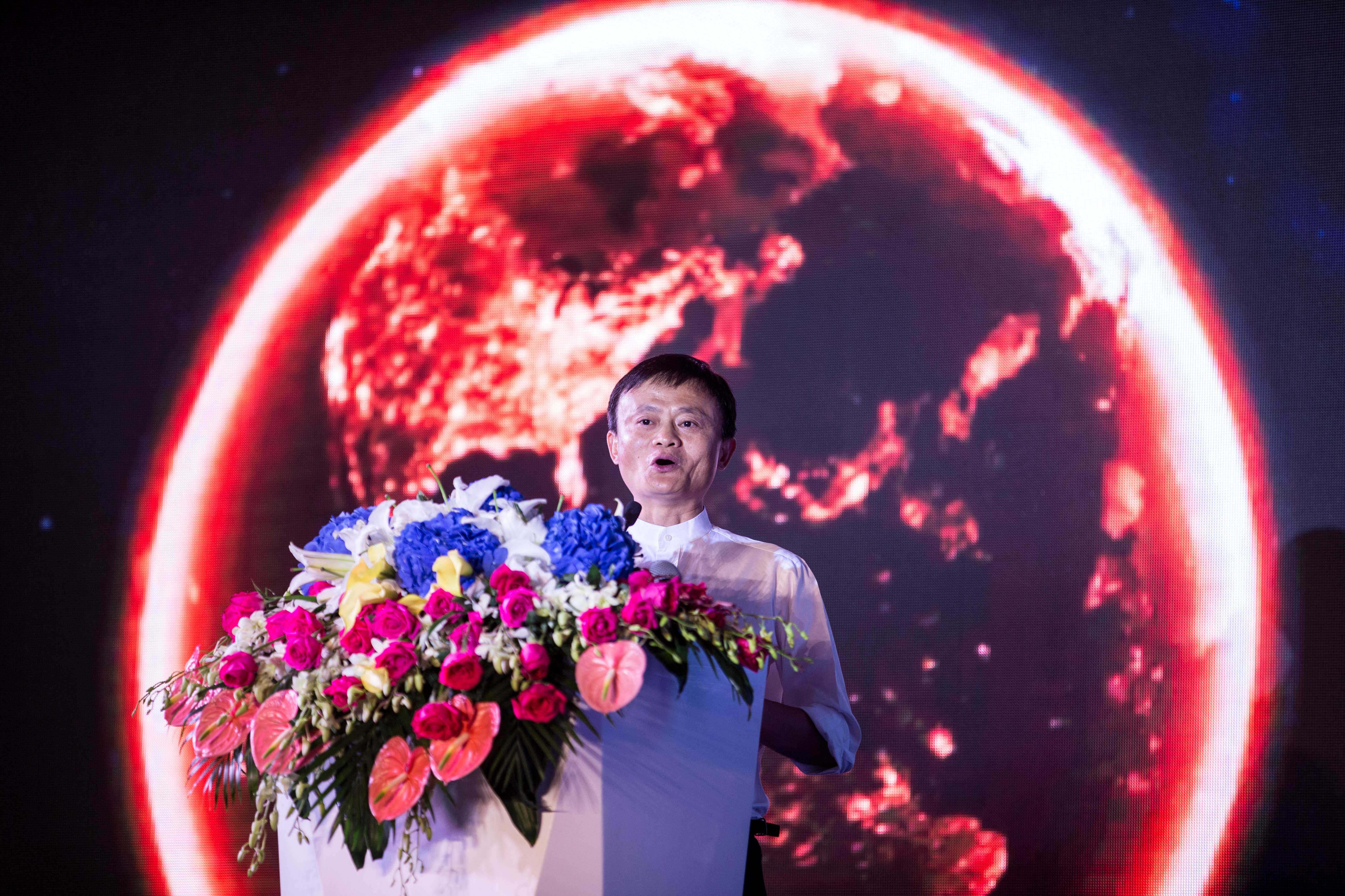 Alibaba Spent 28.3 Billion RMB For 19.99% Stake In Suning