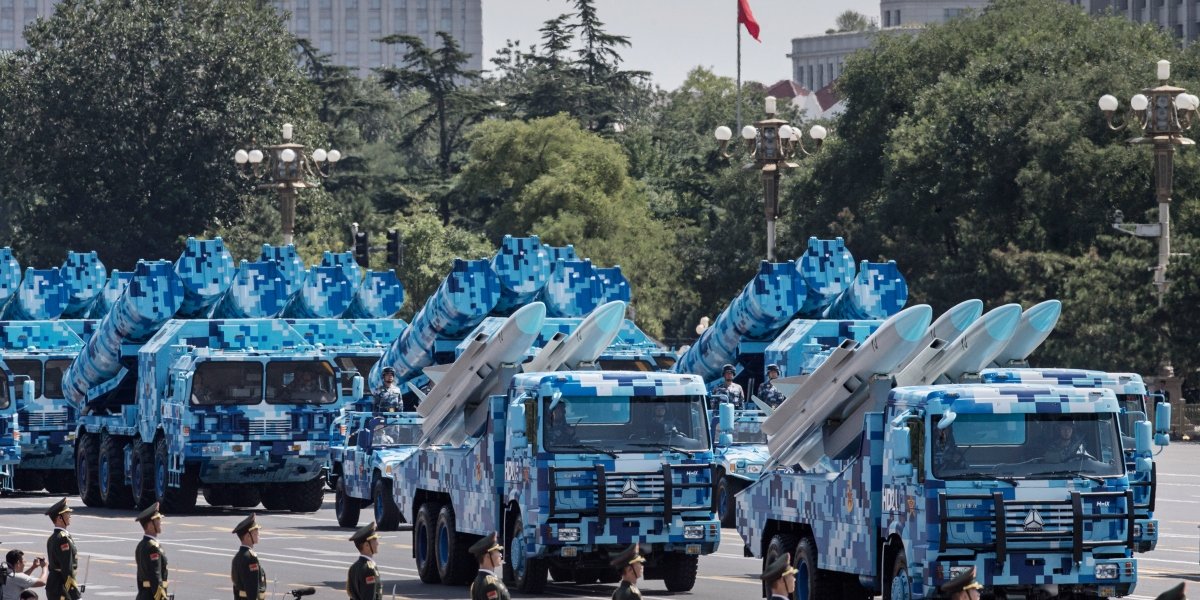 fortune.com: What Beijing feels like when the military parade starts