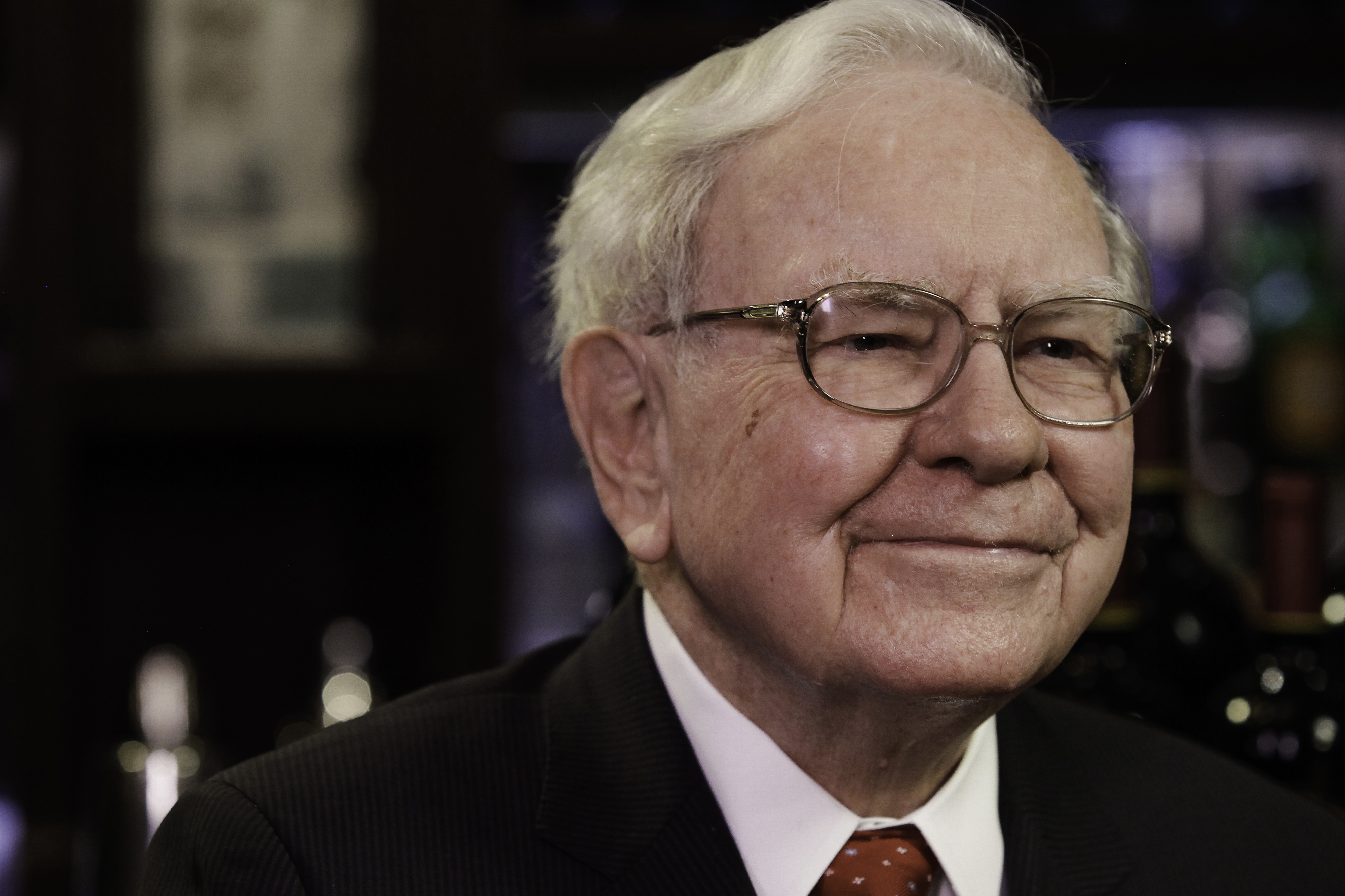 Annual Charity Lunch With Warren Buffett At Smith & Wollensky
