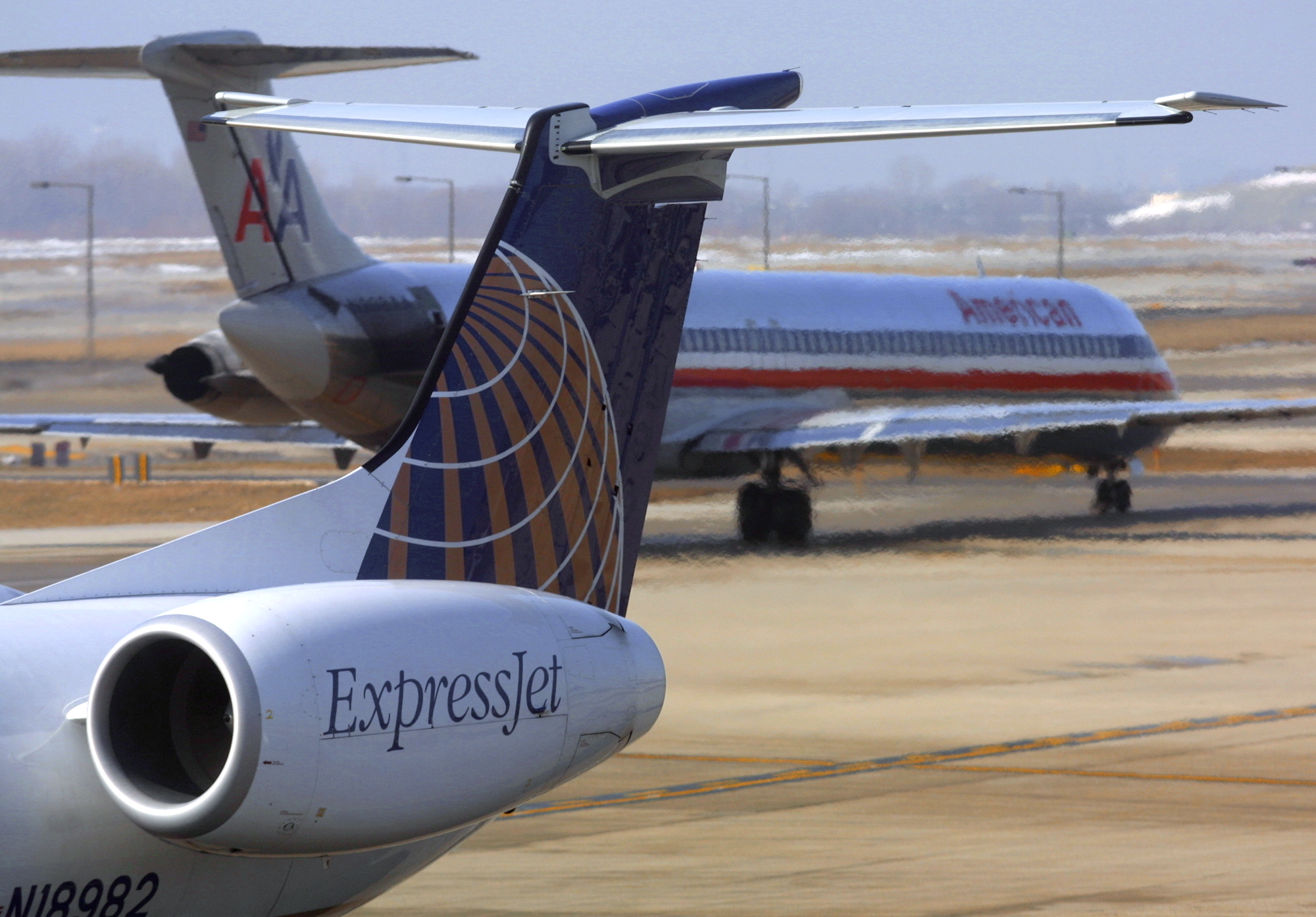 Continental and Delta Airlines May Merge