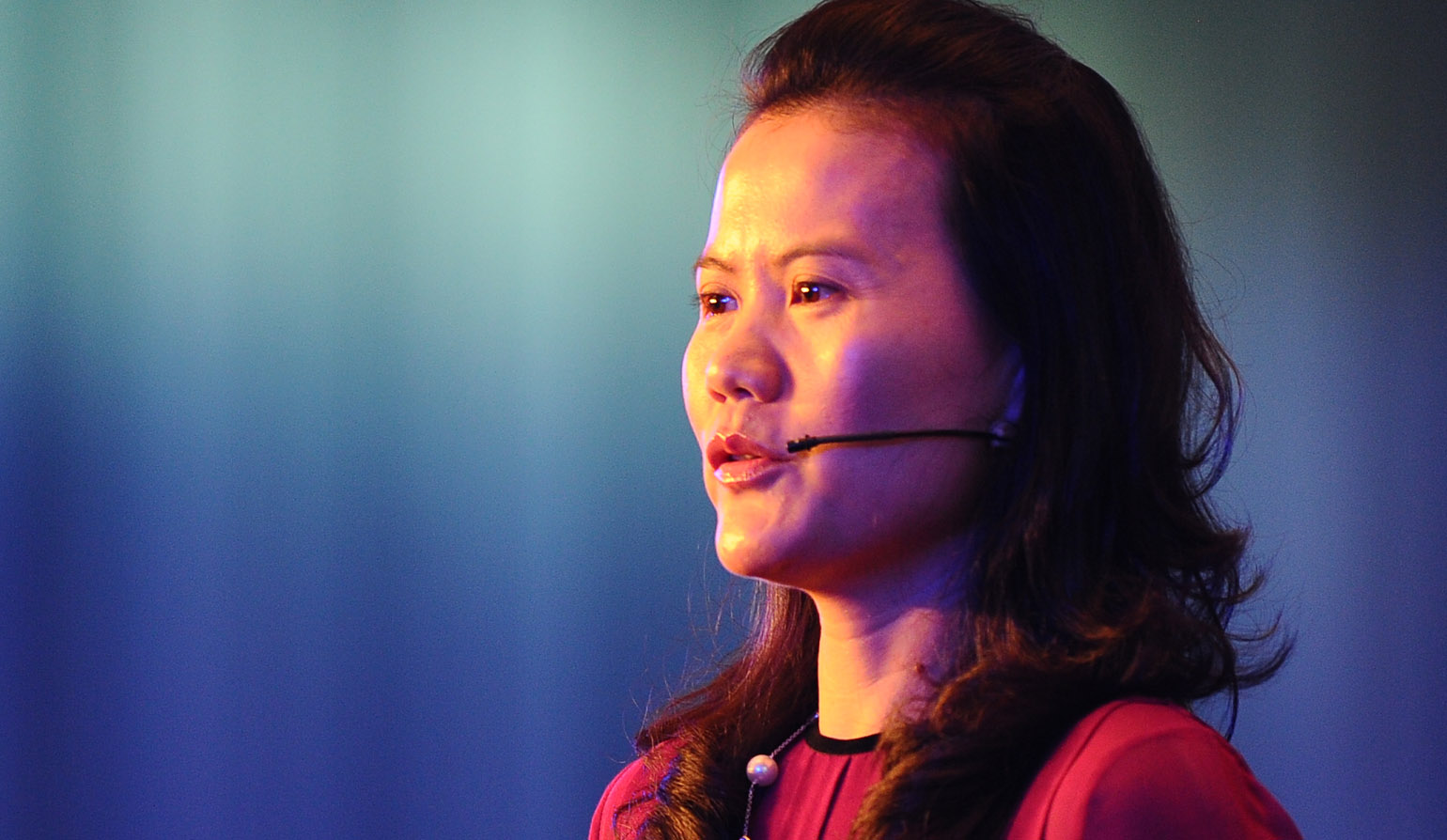 Lucy Peng, CEO, Ant Financial and Chief People Officer, Alibaba