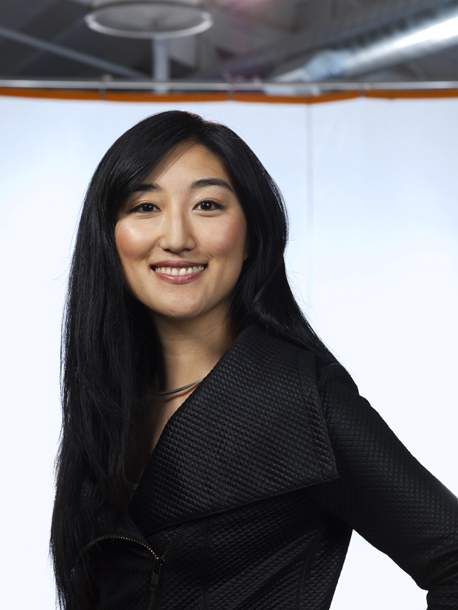 Jess Lee, CEO Polyvore. Photographed in San Francisco, August 2015
