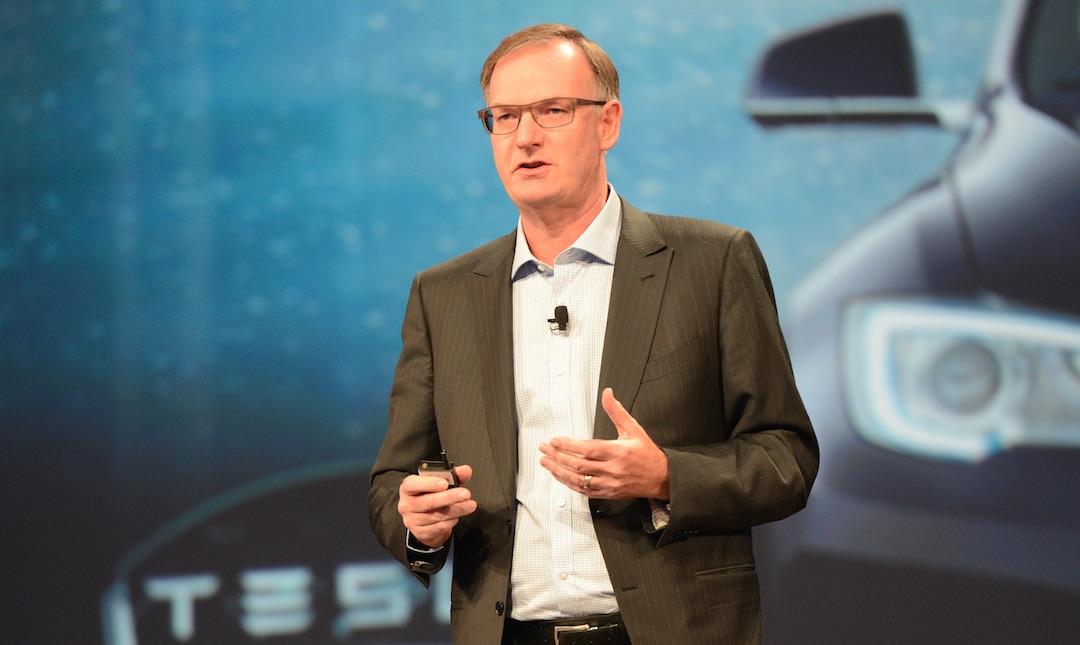 David Goulden, chief executive officer of EMC II.