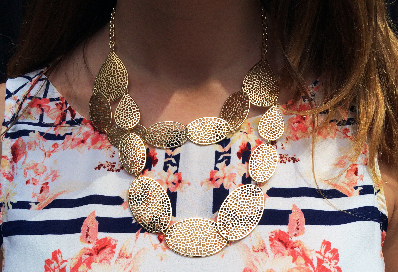 Necklace courtesy of Stitch Fix
