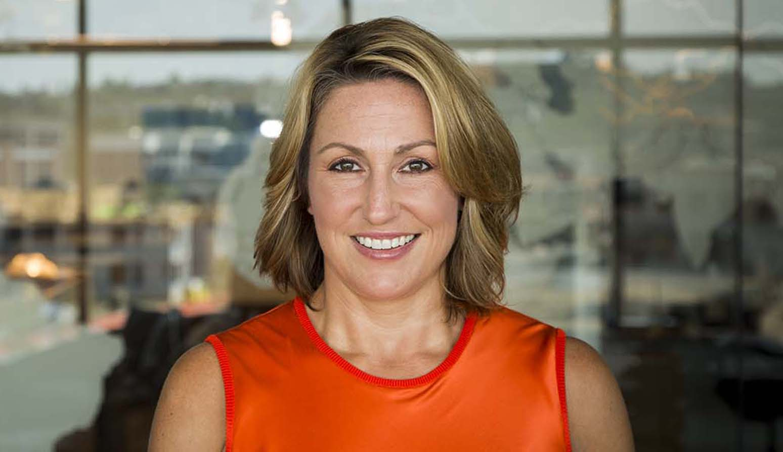 Heather Bresch CEO of Mylan a global pharmaceutical company