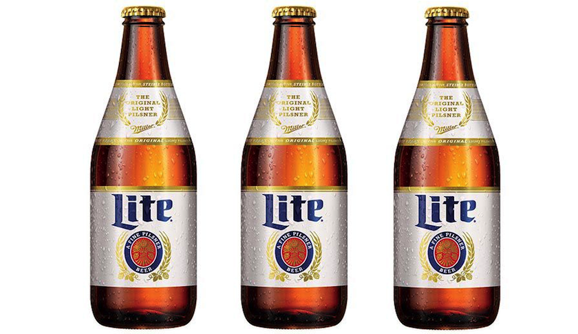 The original Miller Lite steinie bottle is back for a limited time this fall.