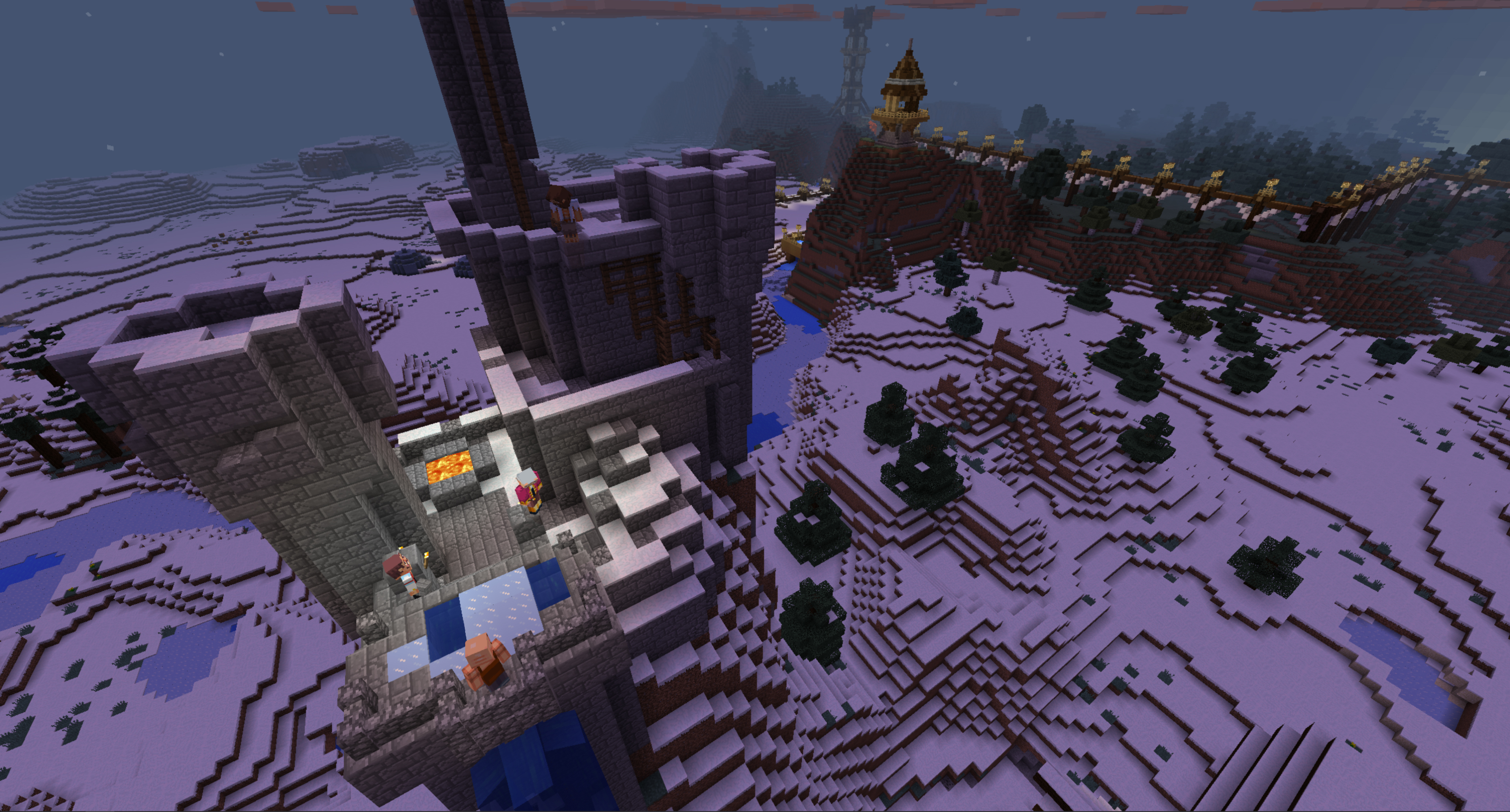 Mojang has expanded Minecraft to Windows 10 gamers post Microsoft acquisition.