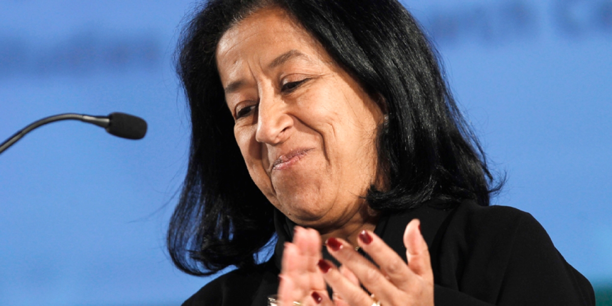 Lubna Olayan: The CEO helping Saudi women break a gender barrier