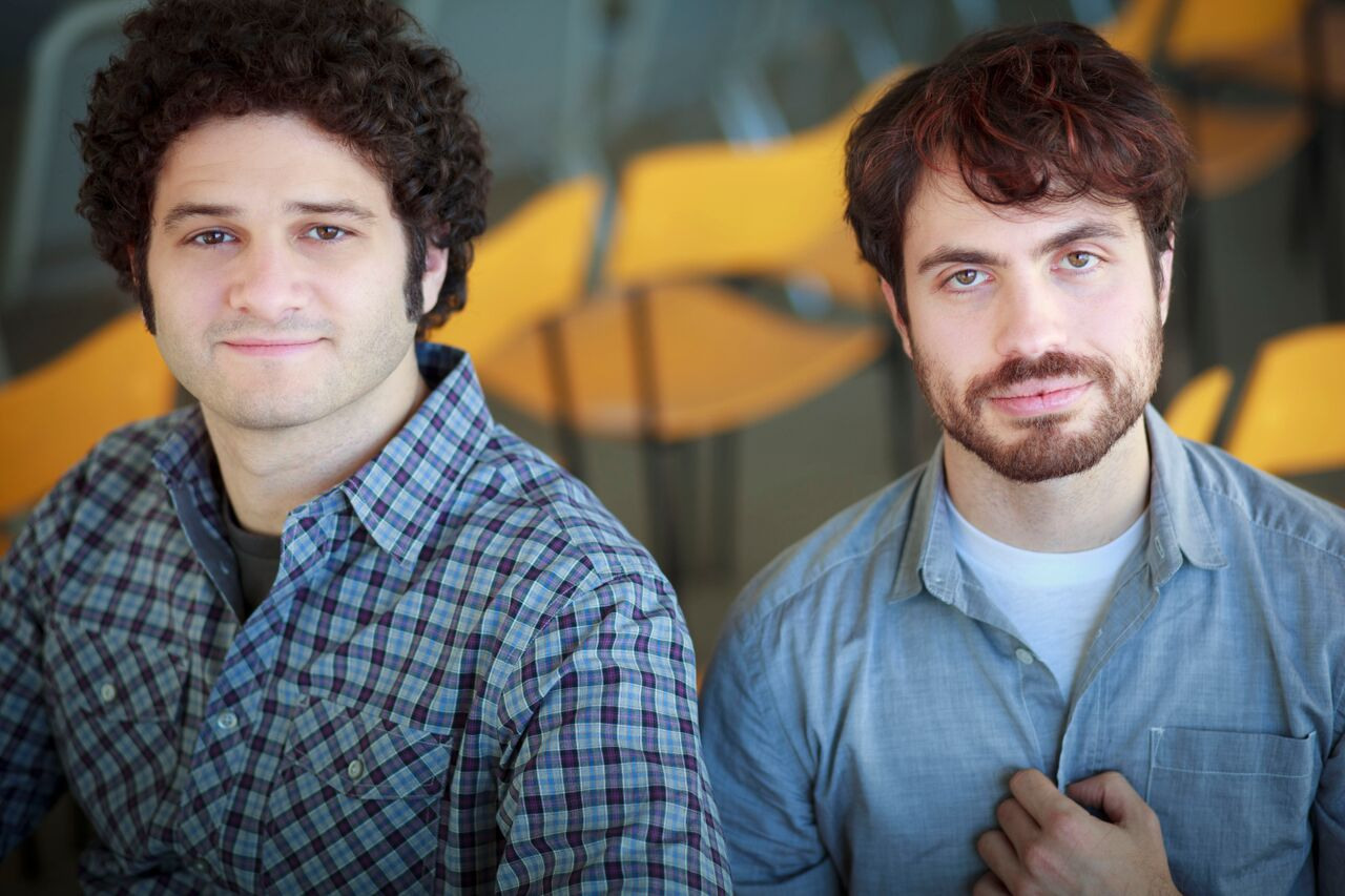 Asana co-founders Dustin Moskovitz (left) and Justin Rosenstein