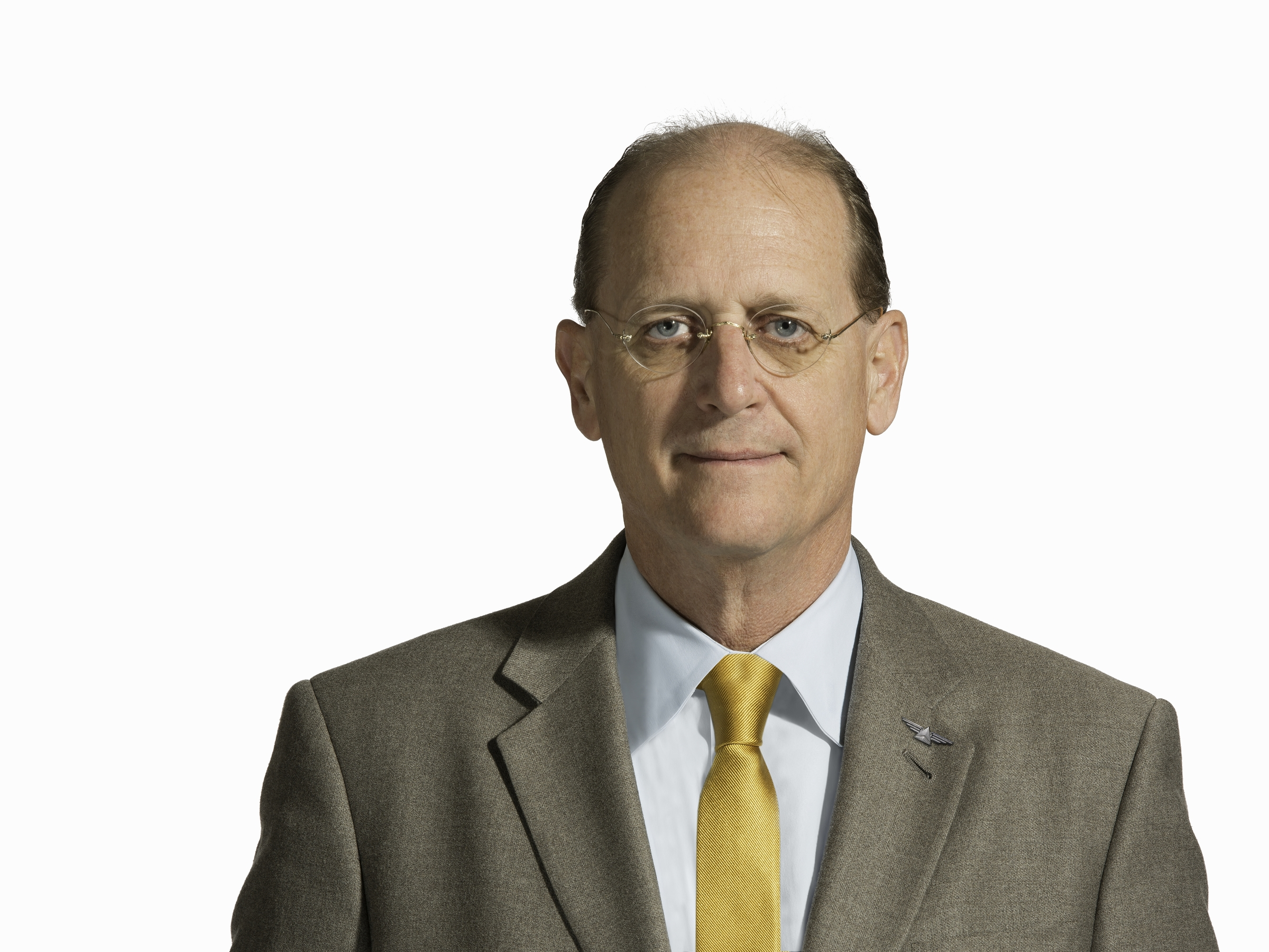 Richard Anderson, CEO - Corporate Leadership Team (CLT)