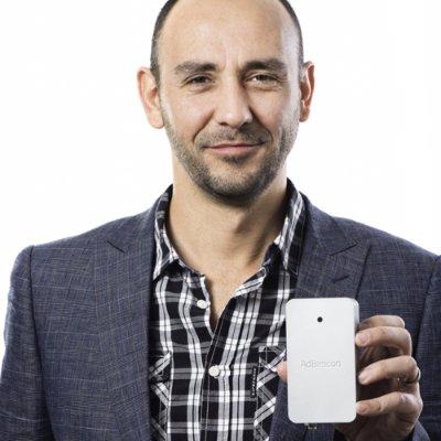 Rodolfo Saccoman, founder of AdMobilize