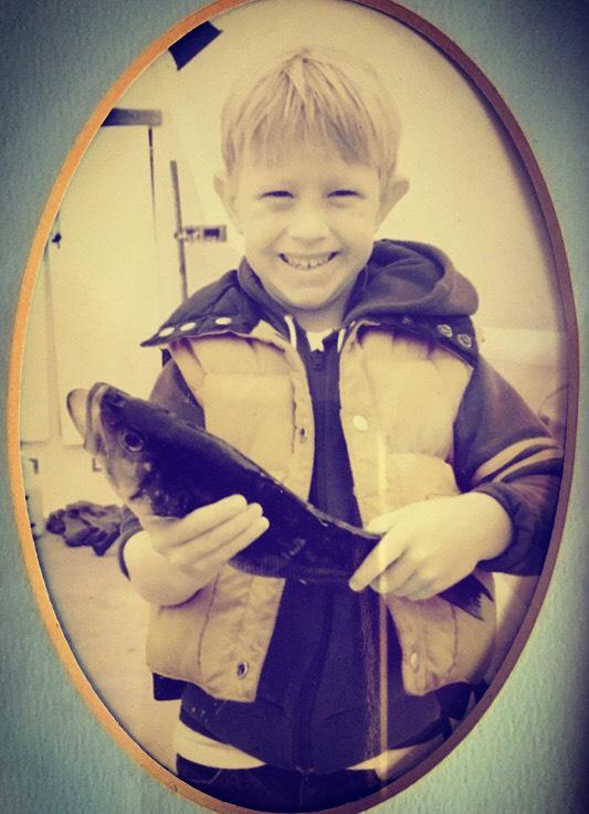 RyanGravesKidFish