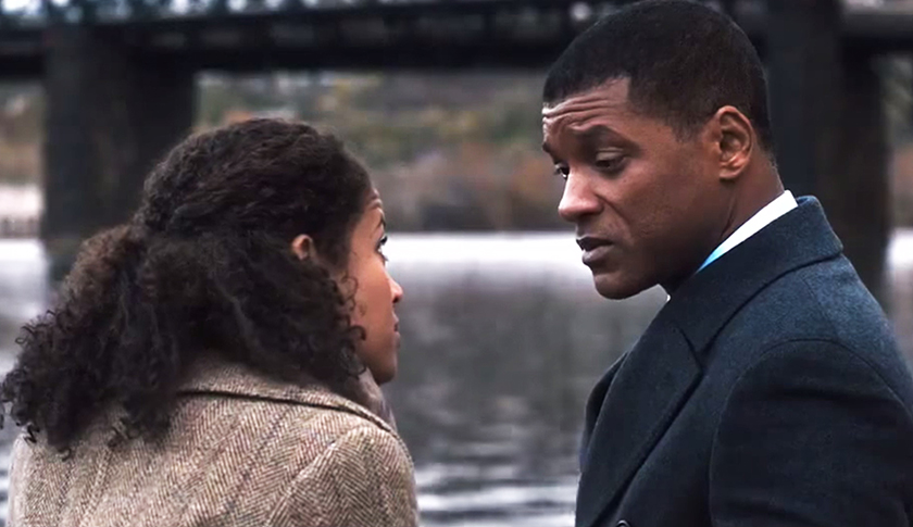 In Sony Pictures' 'Concussion,' Will Smith stars as Dr. Bennet Omalu, the doctor who made the first discovery of CTE, a football-related brain trauma, in a pro player.