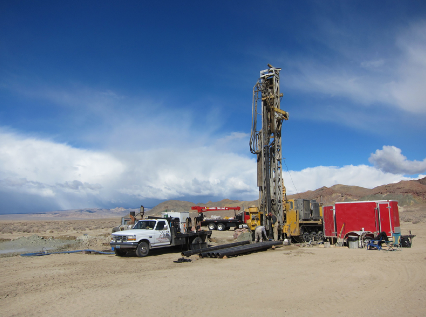 The Clayton Valley is a lithium-rich area in Nevada that is being developed by Pure Energy Minerals