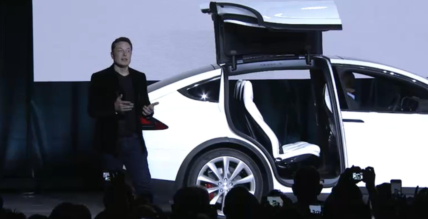 Model Tesla