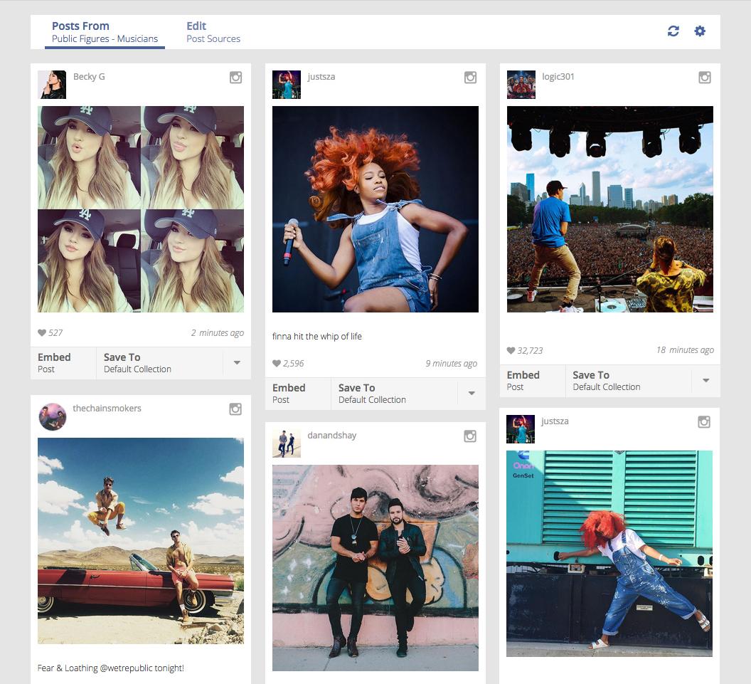 Facebook Signal Instagram