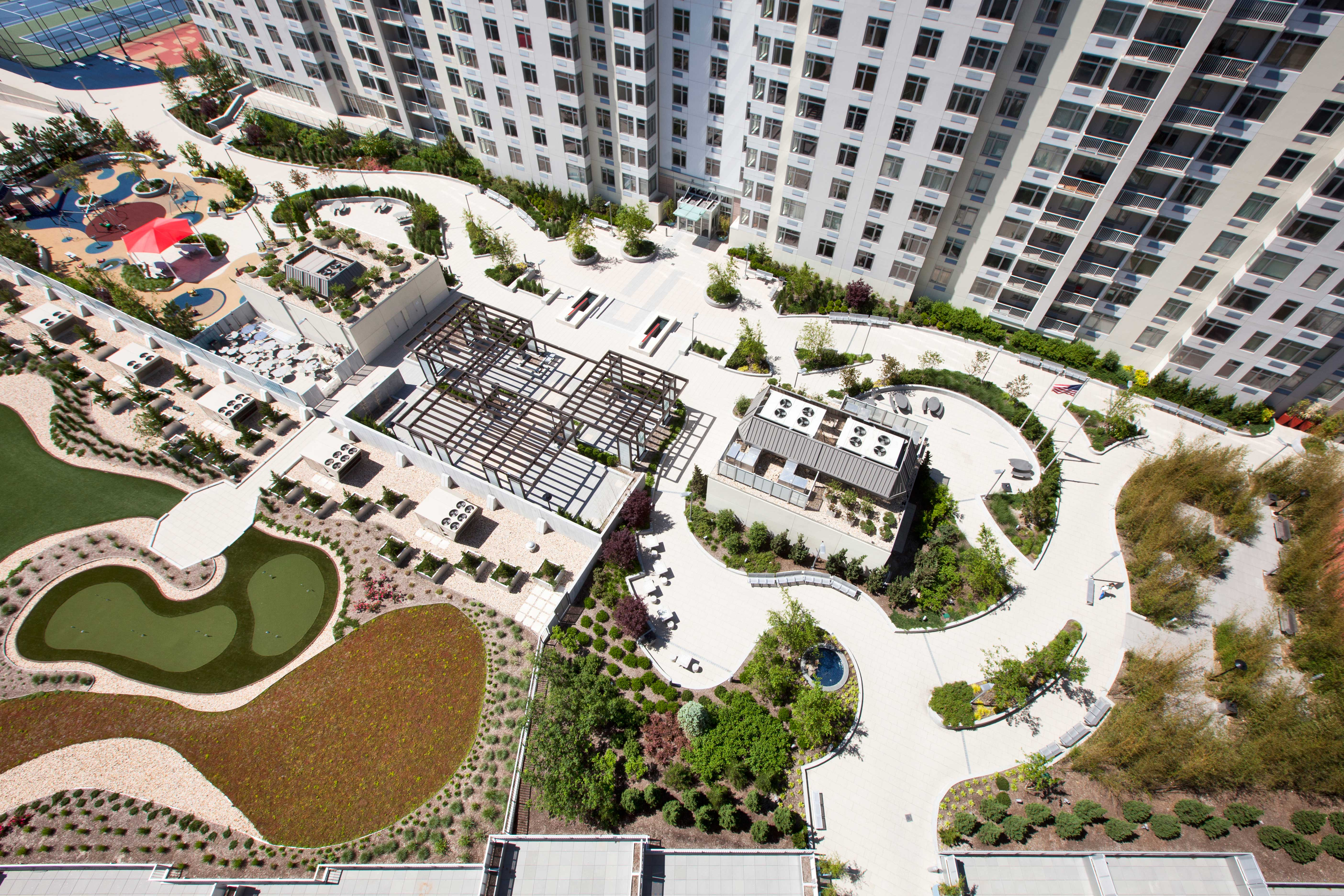 """The Grand at Sky View Parc, a luxury real estate development that takes into account """"feng shui."""""""