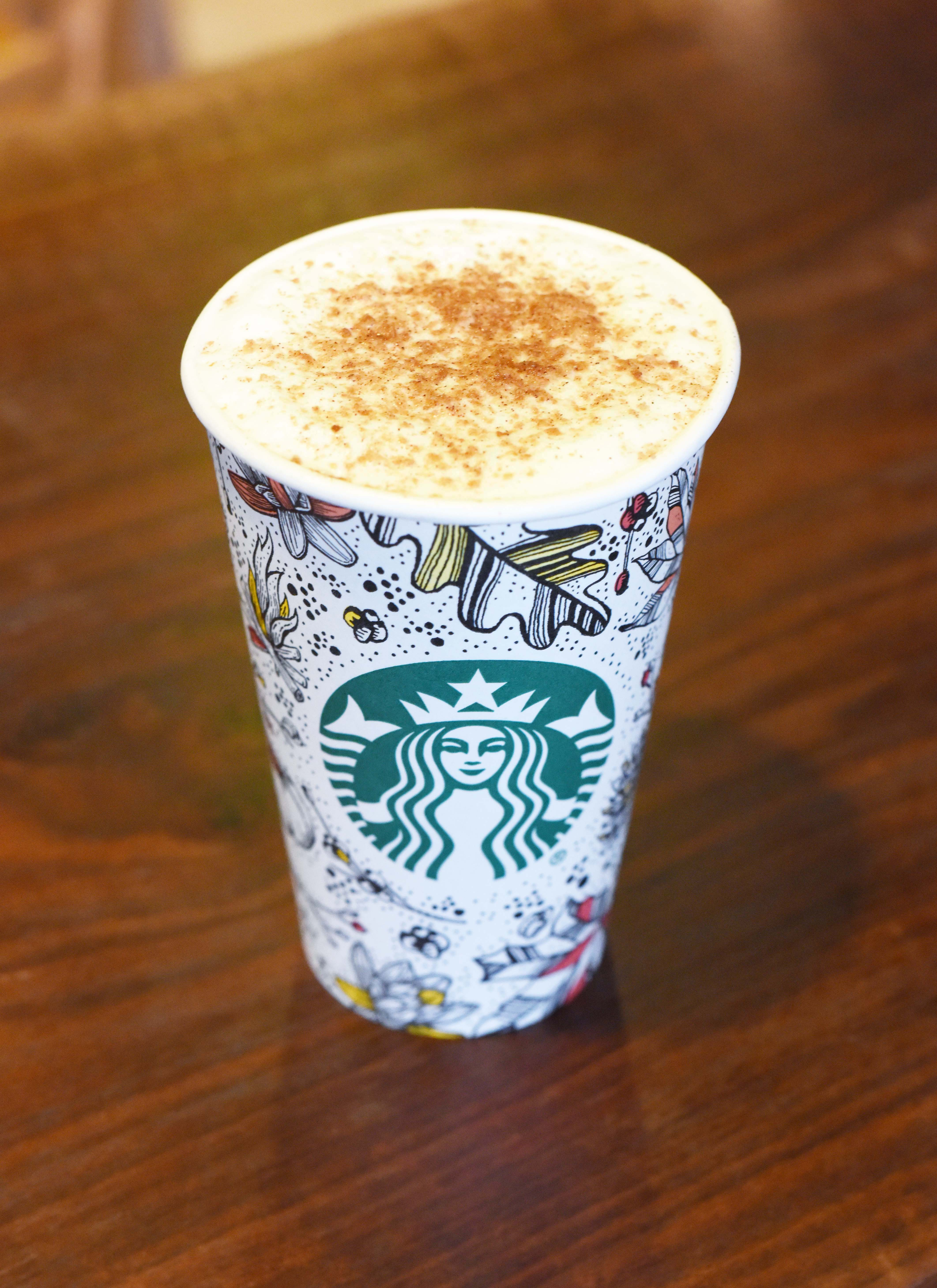 Starbucks new fall cups have hit stores.