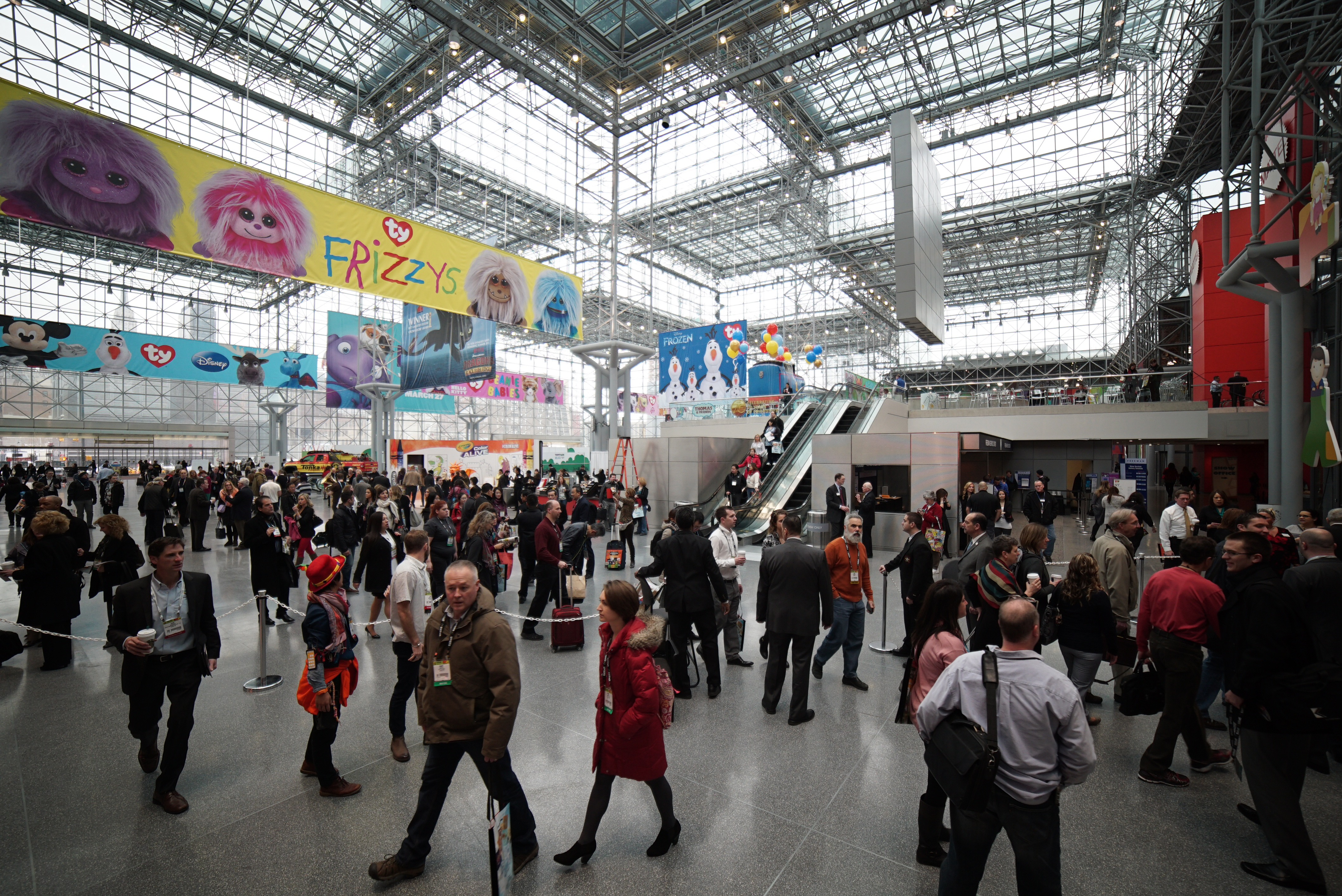 New York's Toy Fair has traditionally been an adult-only event. But for 2016, organizers are adding an event for kids and their families.