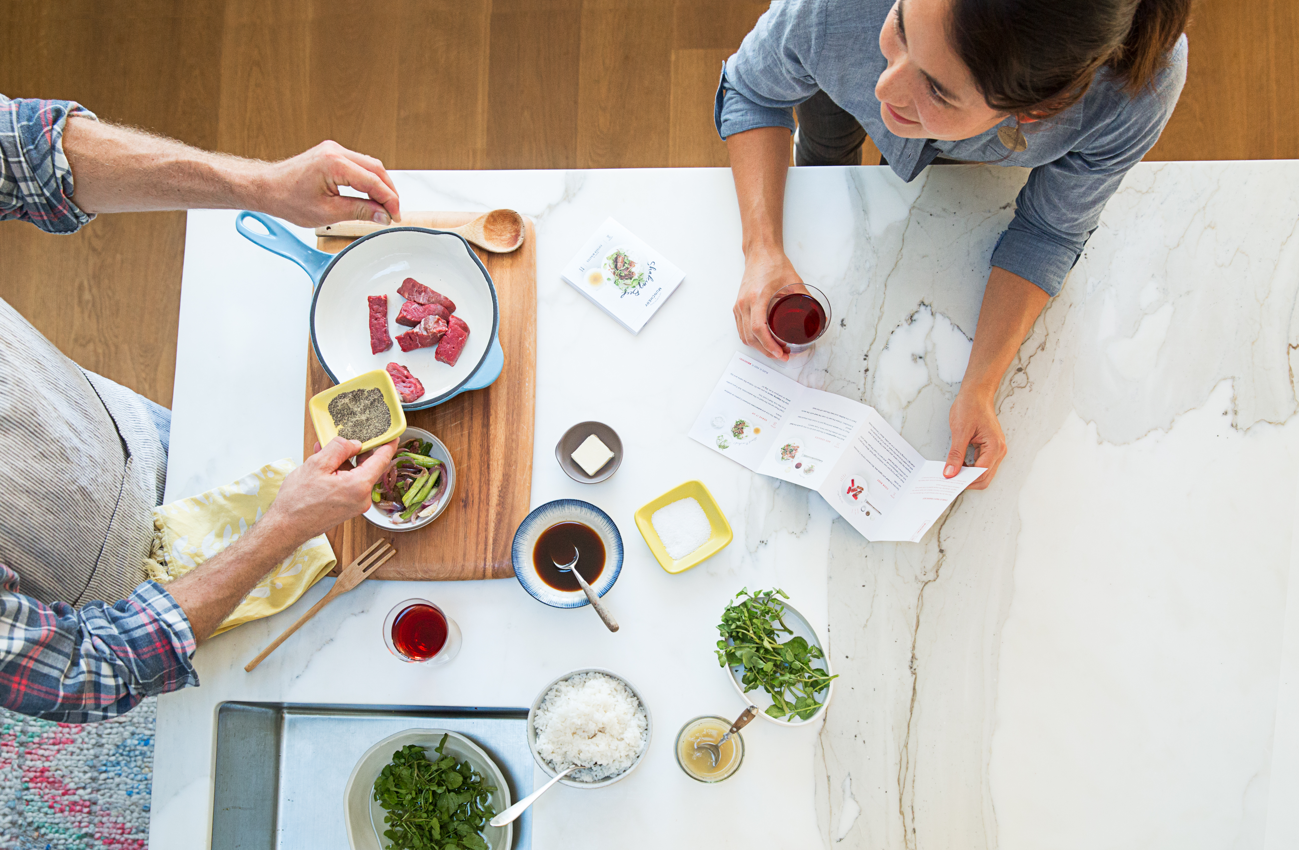 Meal Kit service Munchery is adding easy-to-assemble meal kits to its prepared food delivery business.