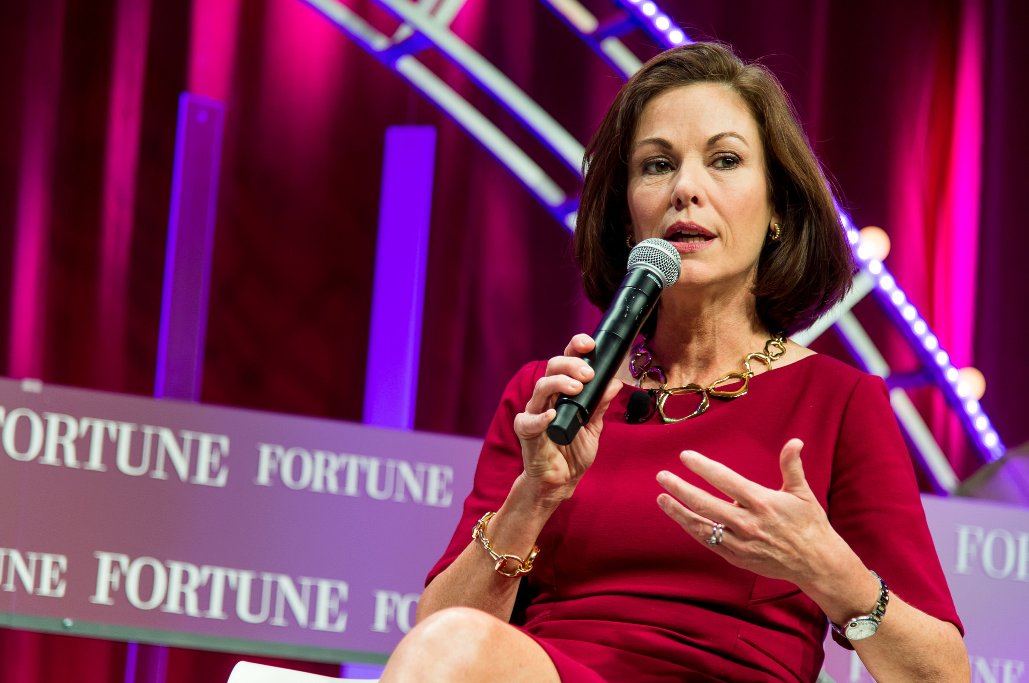 Ulta Beauty CEO Mary Dillon at Fortune Most Powerful Women Summit