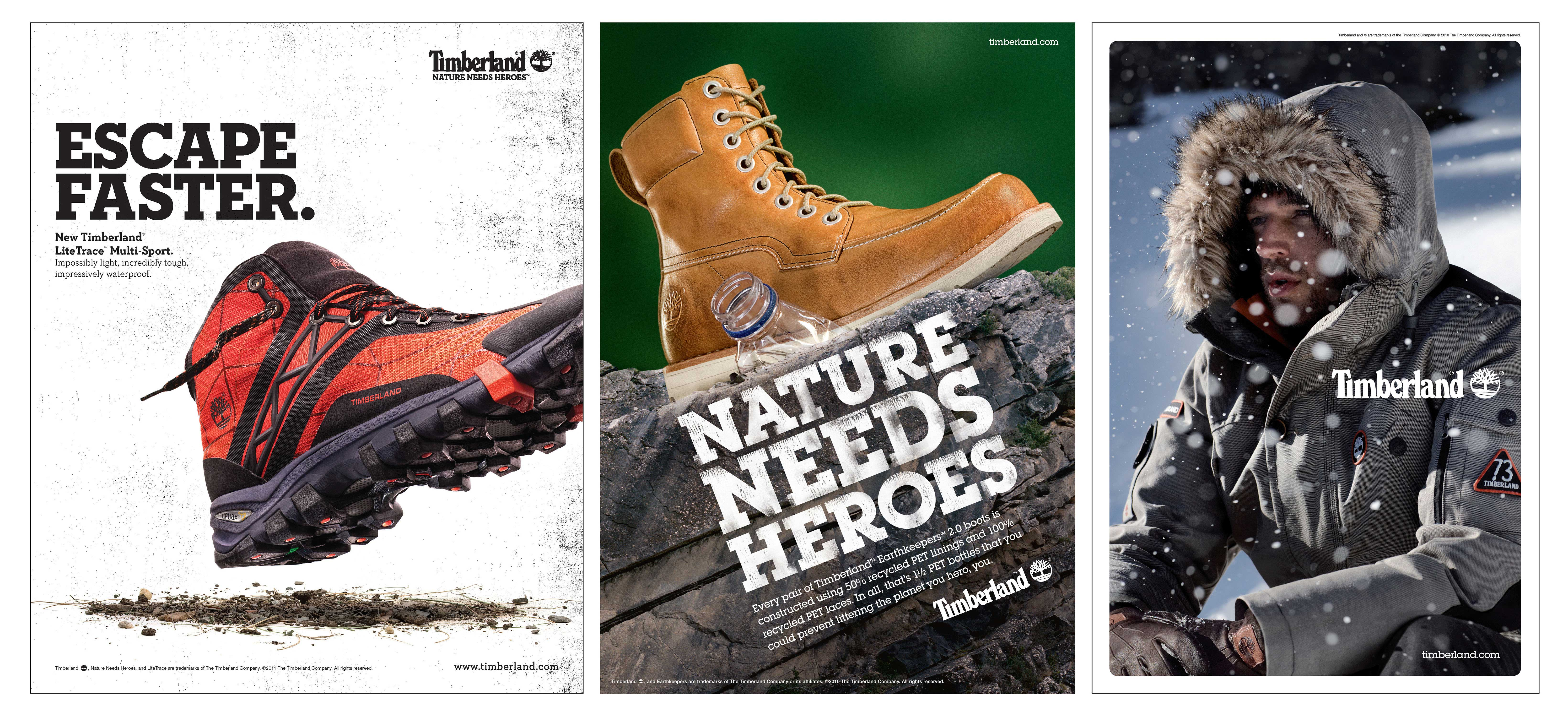 How Timberland turned its sales around Fortune  Fortune