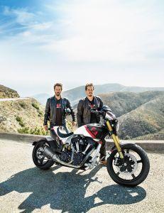 Neiman Marcus Motorcycle