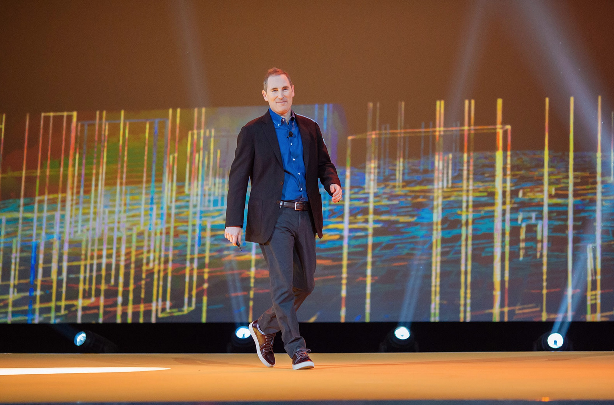 Andy Jassy, AWS CEO