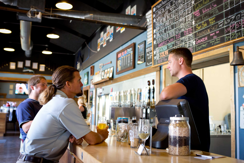 San Diego micro brewery