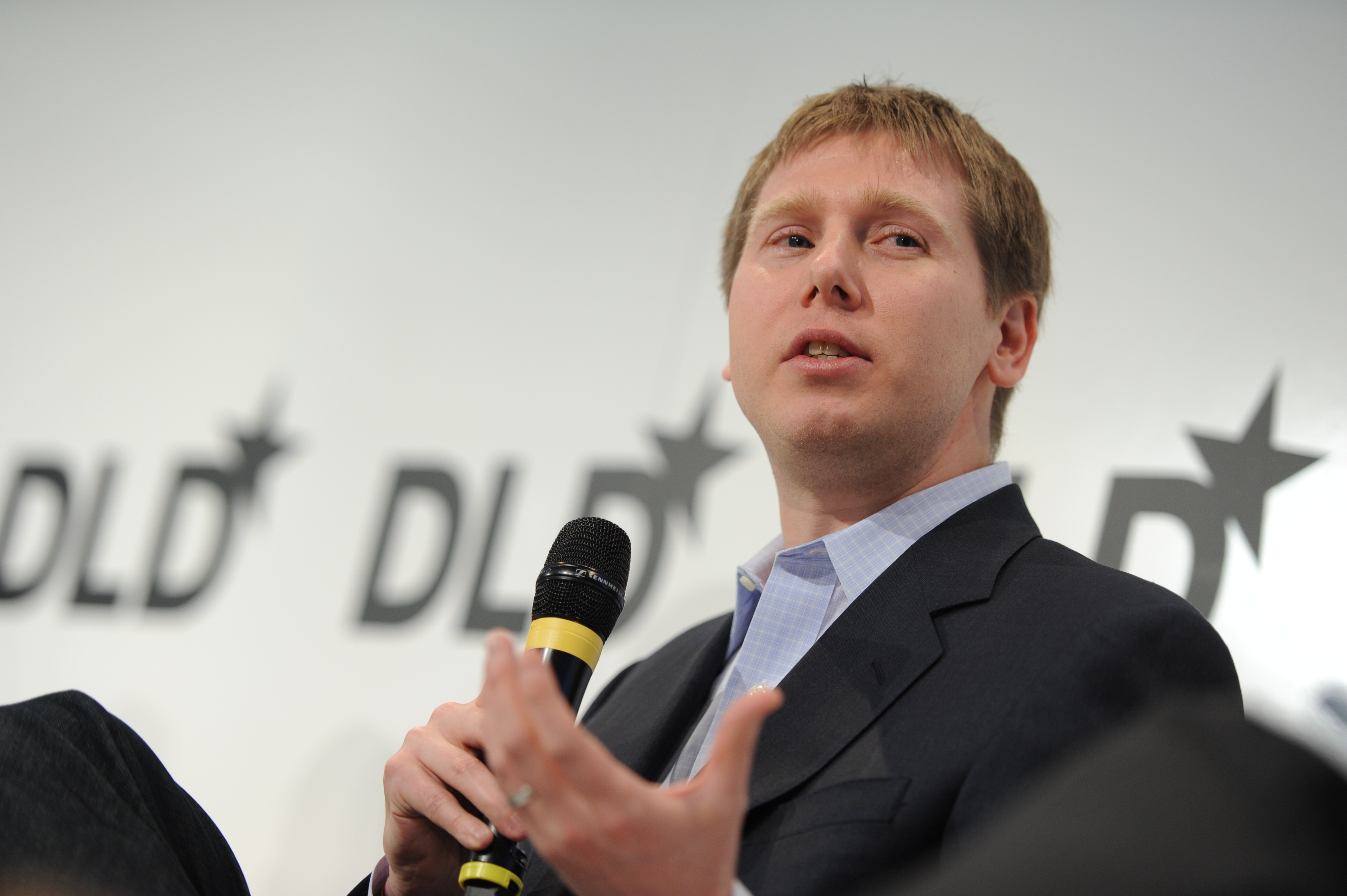 """DLD14 conference Munich - """"Content And Context""""  - January 19-21"""