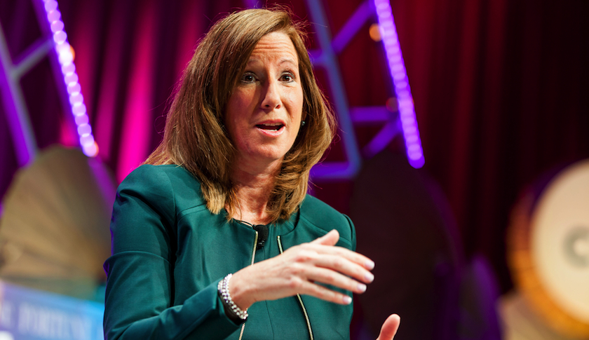 Deloitte CEO Cathy Engelbert at Fortune's Most Powerful Women summit