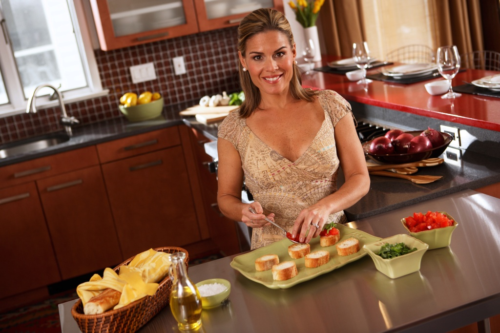 Cat Cora: Meet the first female Iron Chef   Fortune