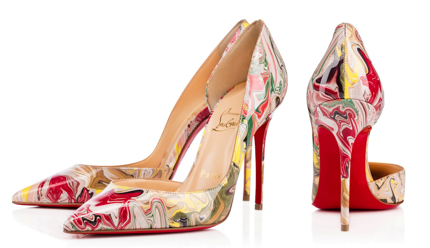 Christian Louboutin's Iriza pumps
