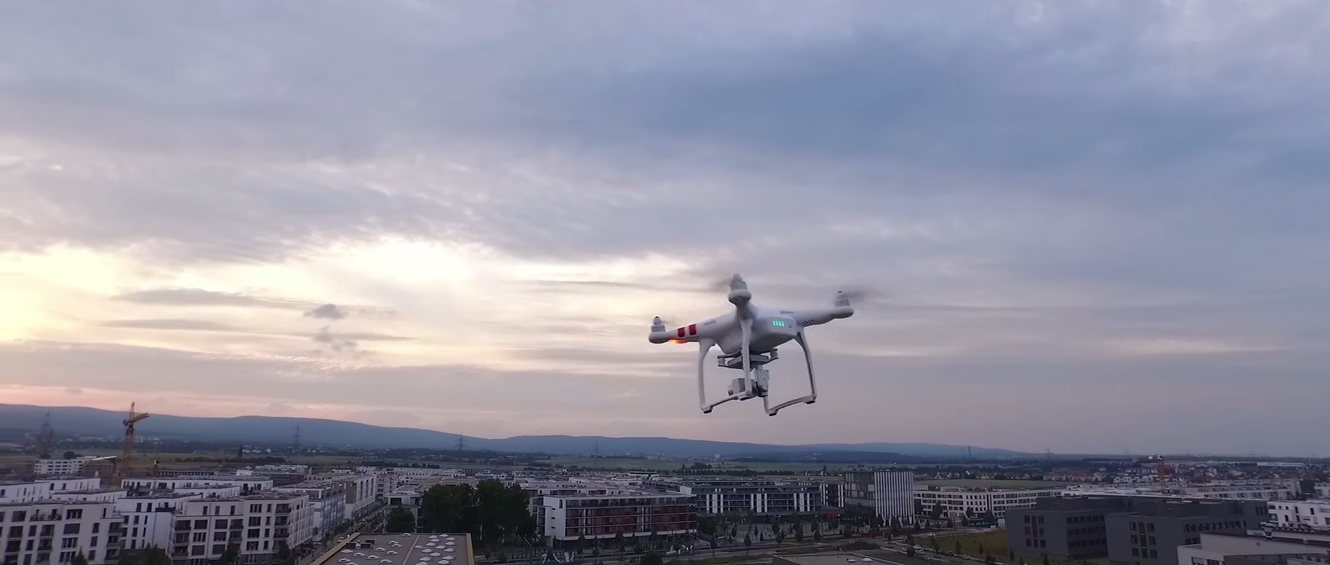 DI Phantom 3 drone