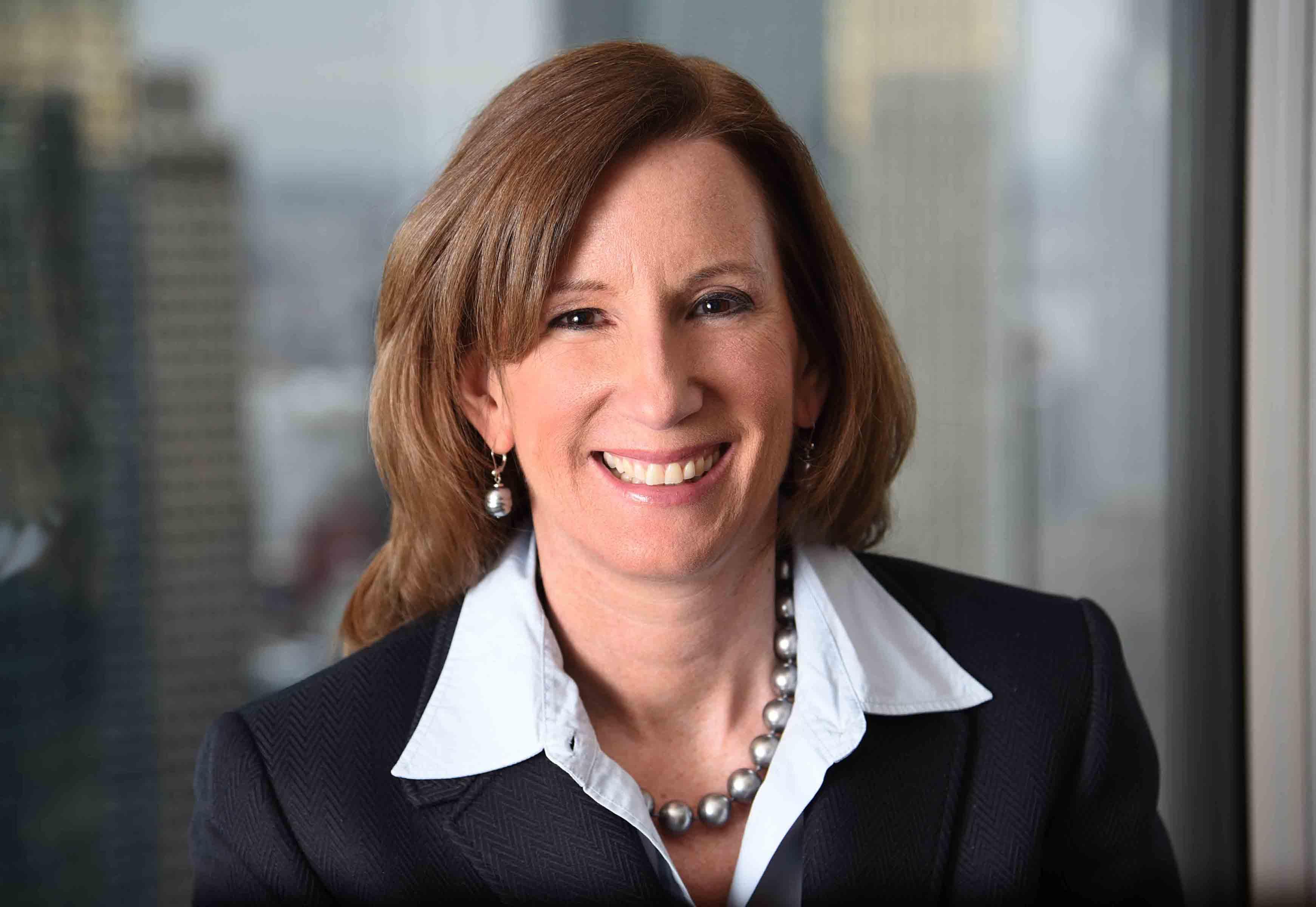 Cathy Engelbert, CEO of Deloitte LLP