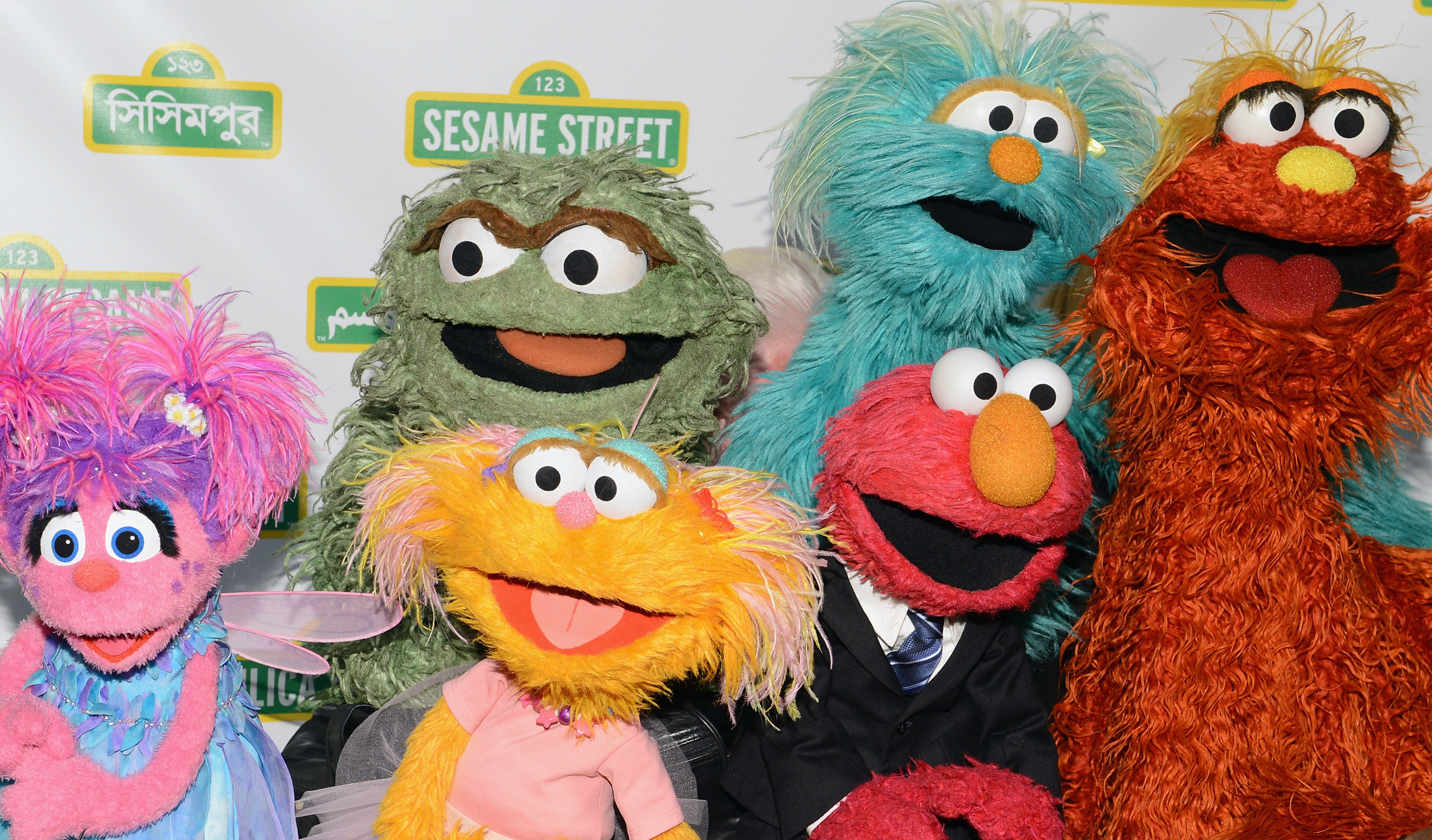 NEW YORK, NY - MAY 30:  Muppets attend the Sesame Street Workshop 10th Annual Benefit Gala at Cipriani 42nd Street on May 30, 2012 in New York City.  (Photo by Andrew H. Walker/Getty Images)