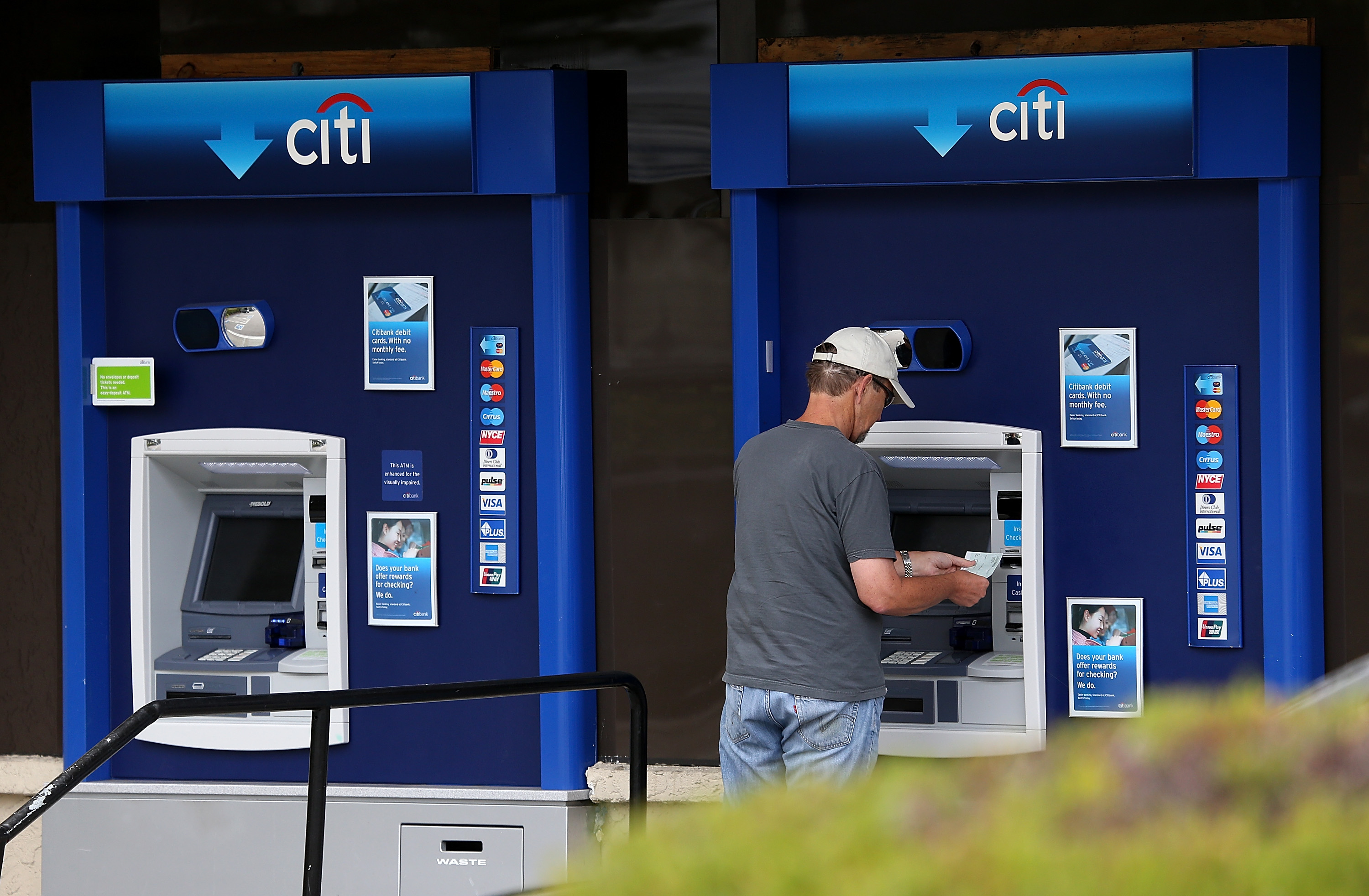 Citigroup Beats Estimates Despite 12 Percent Decline In Net Income