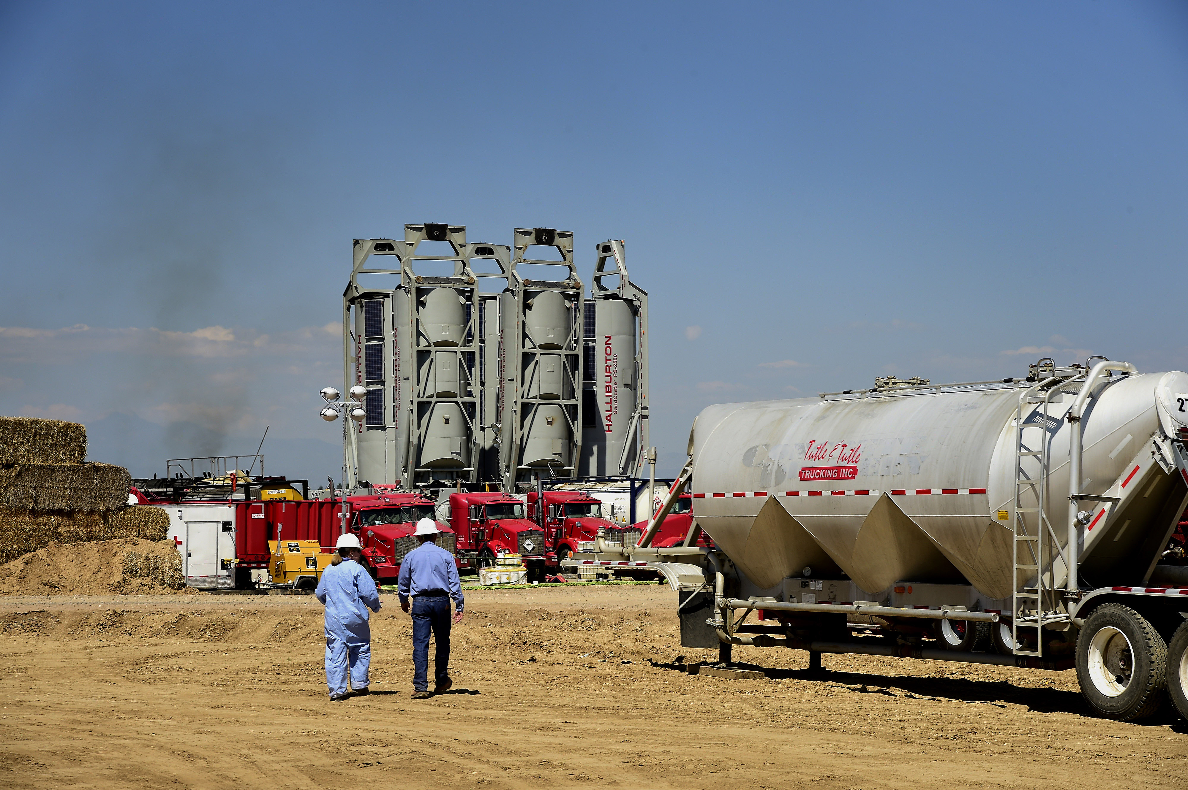 The DoJ still doesn't like the Halliburton-BHI deal.