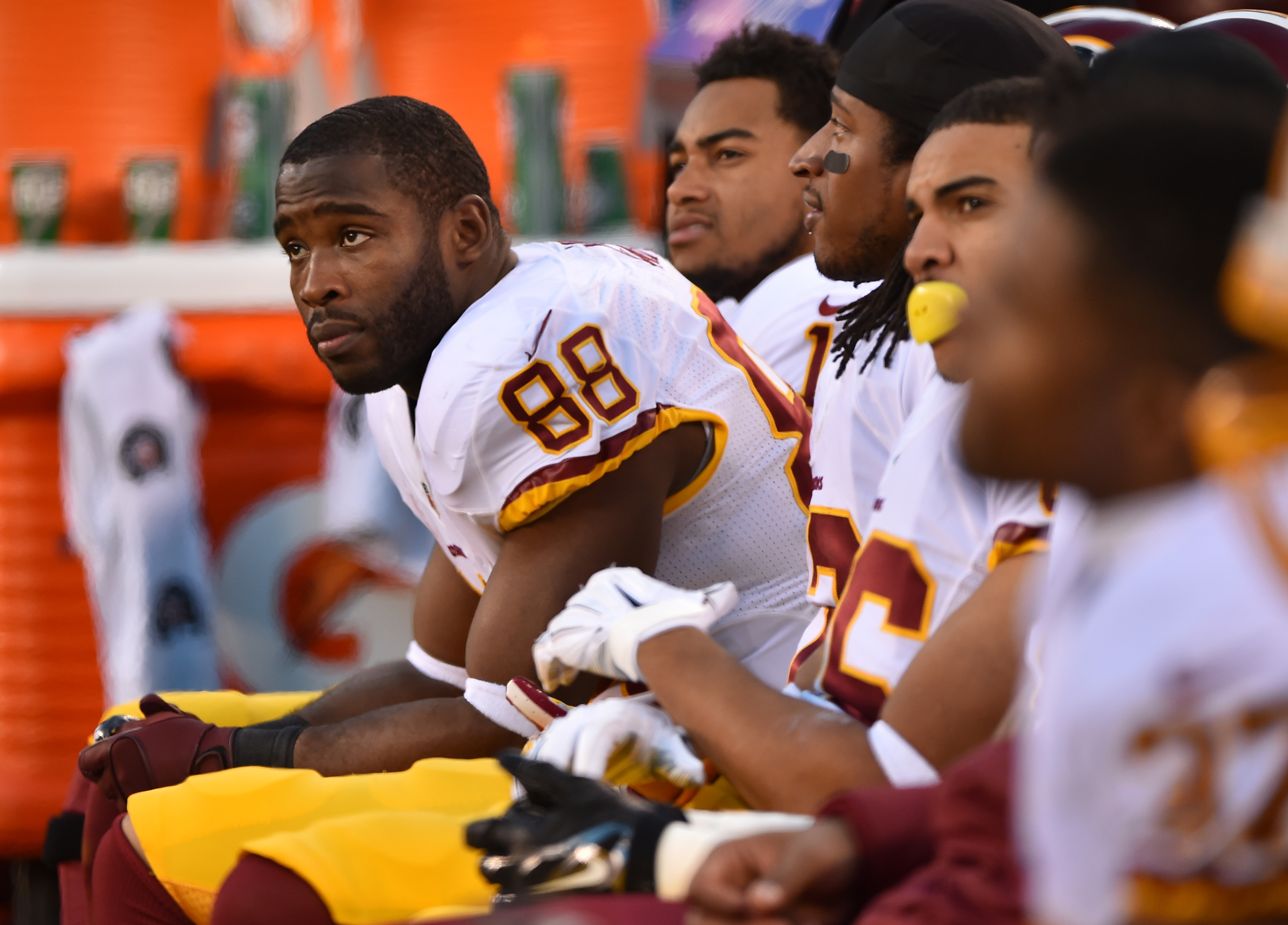 NFL Footbal - Washington Redskins at New York Giants