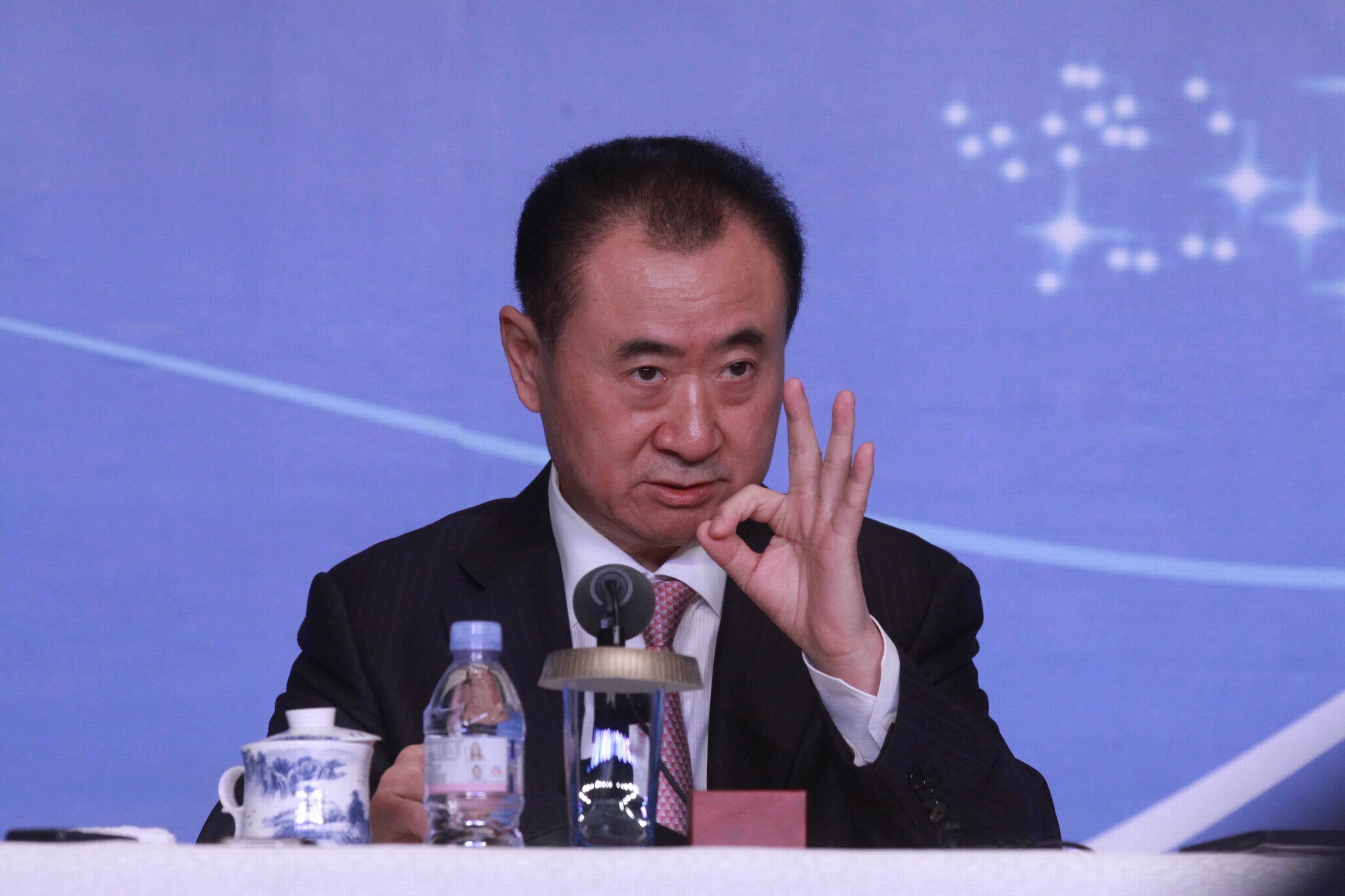 Wang Jianlin, Chairman of Wanda Group, tops the latest Hurun Rich List.