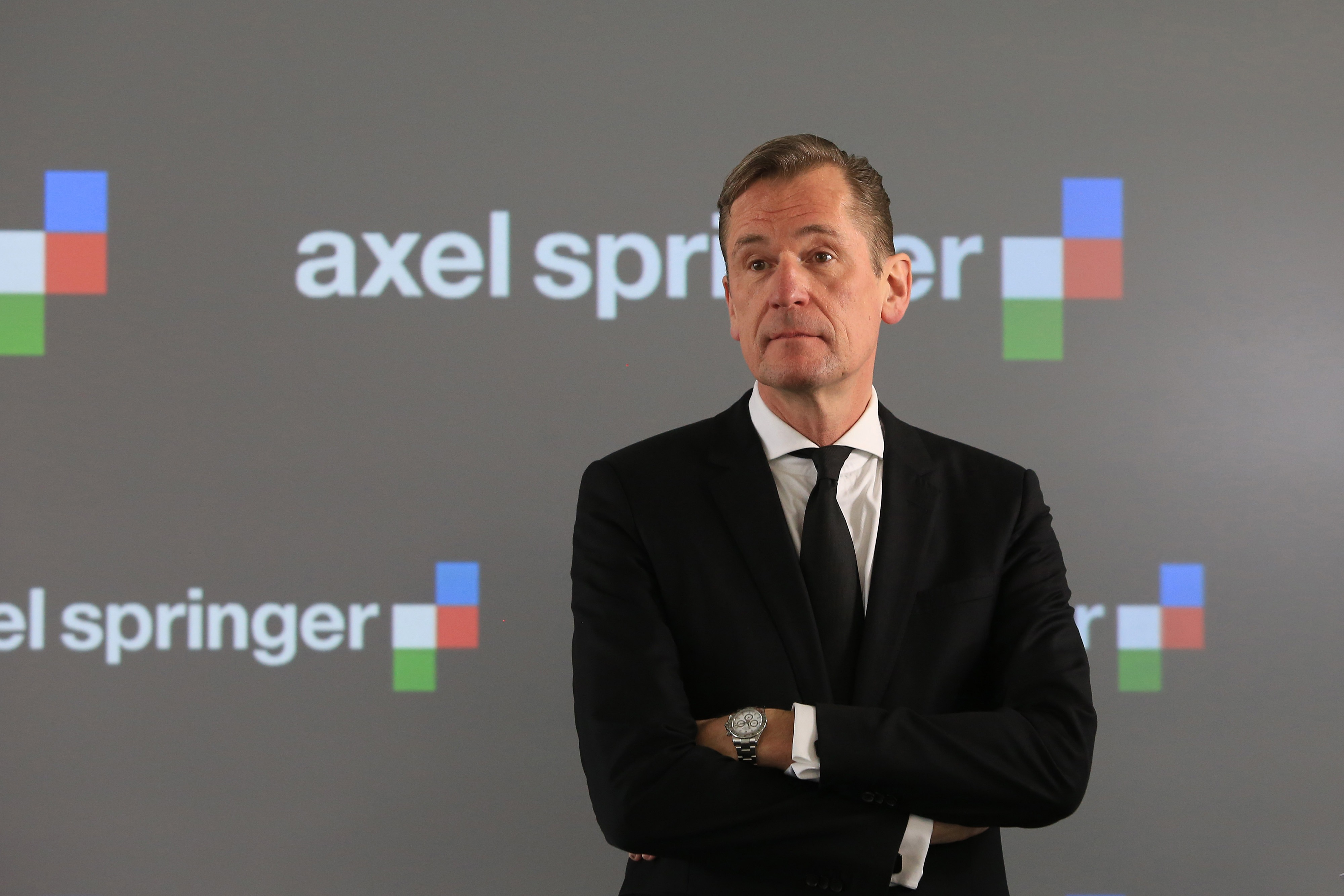 Axel Springer SE Annual News Conference