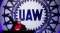 UAW President Dennis Williams Holds News Conference After The Group's Special Convention