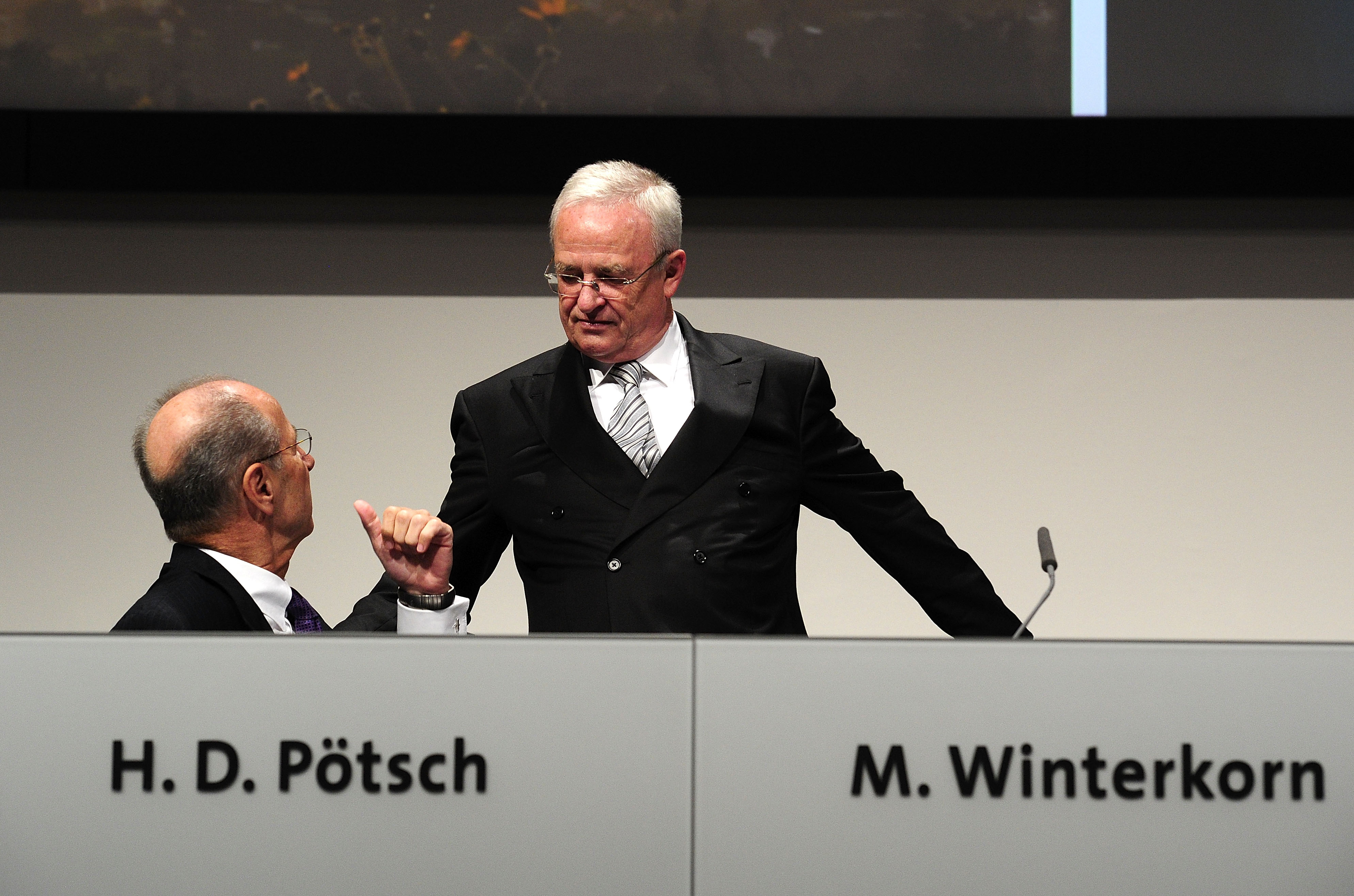 Volkswagen General Shareholders' Meeting