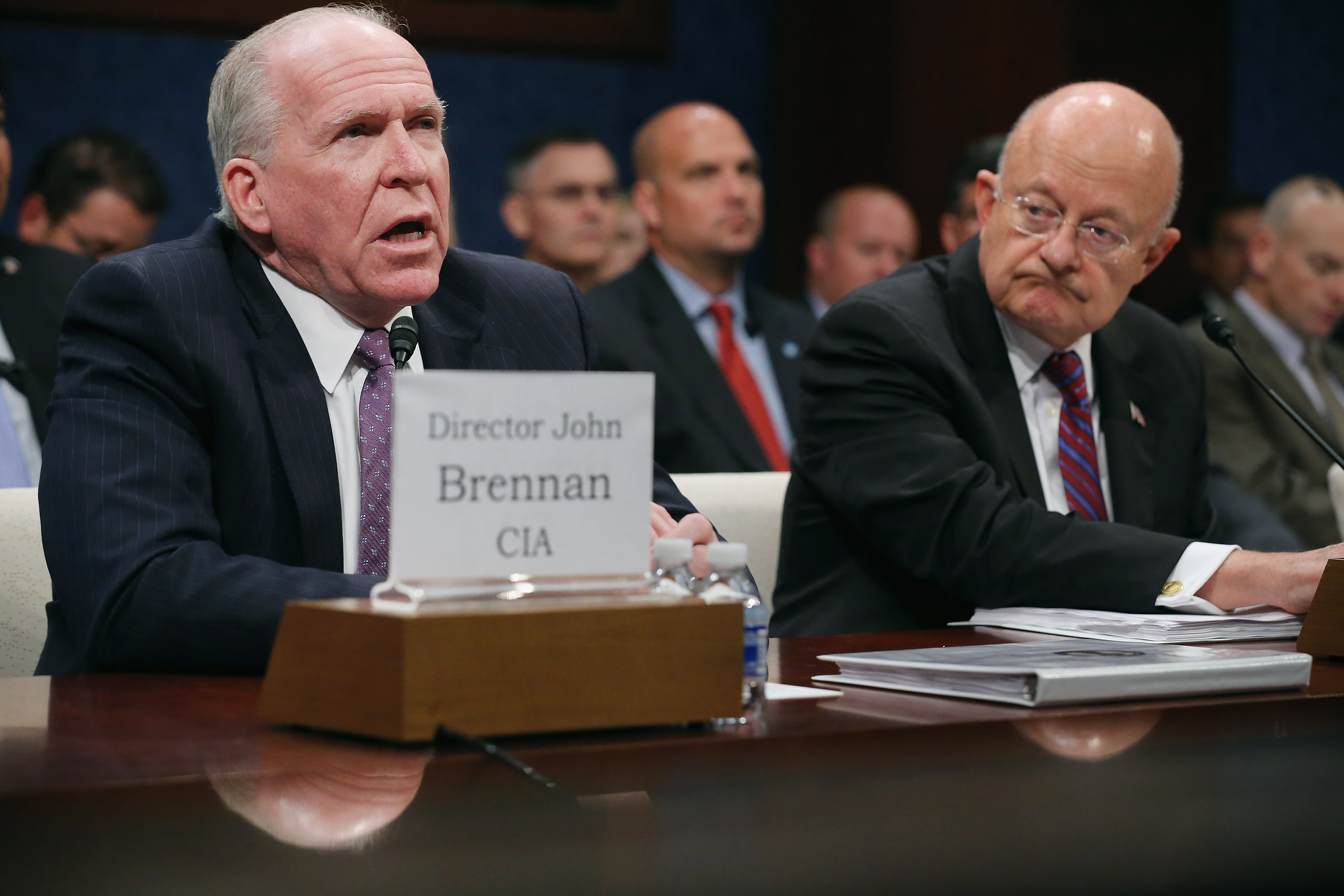 Intelligence Leaders Testify At House Hearing On World Wide Cyber Threats